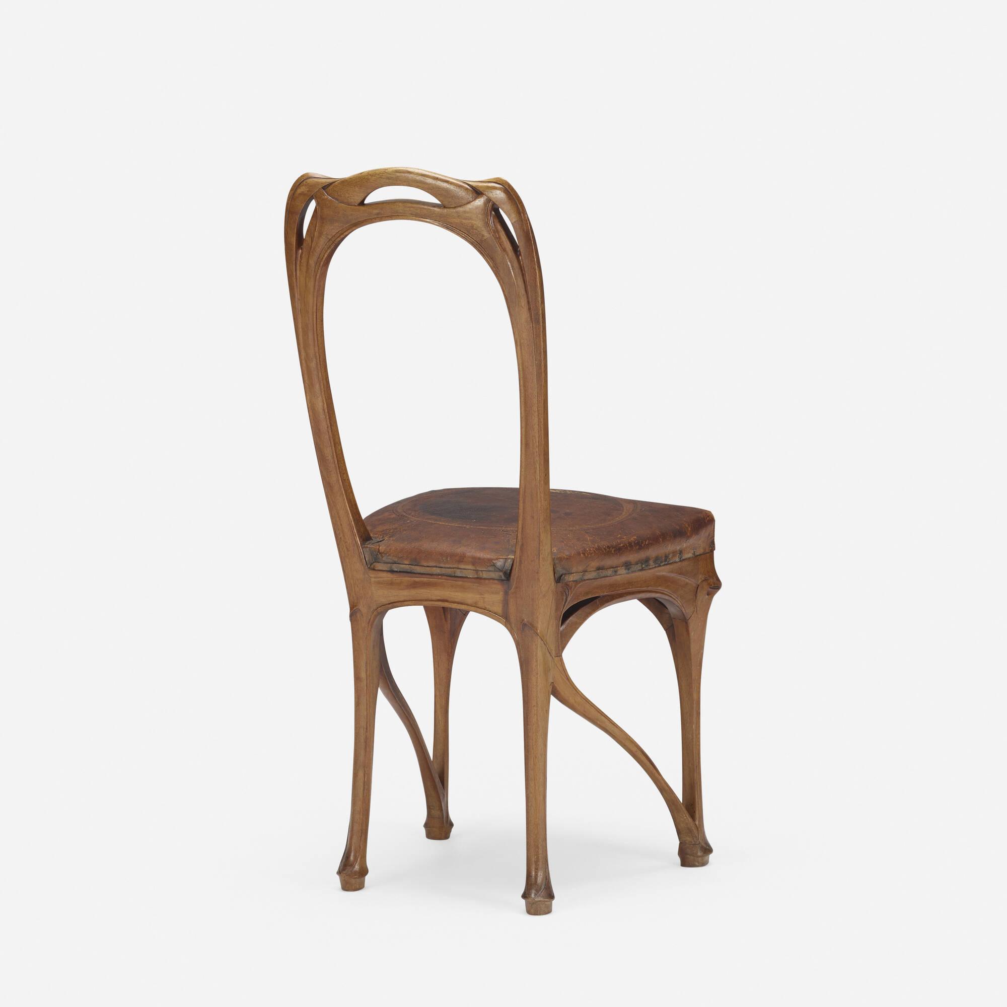 Hector guimard furniture best furniture 2017 for Chair design 2000