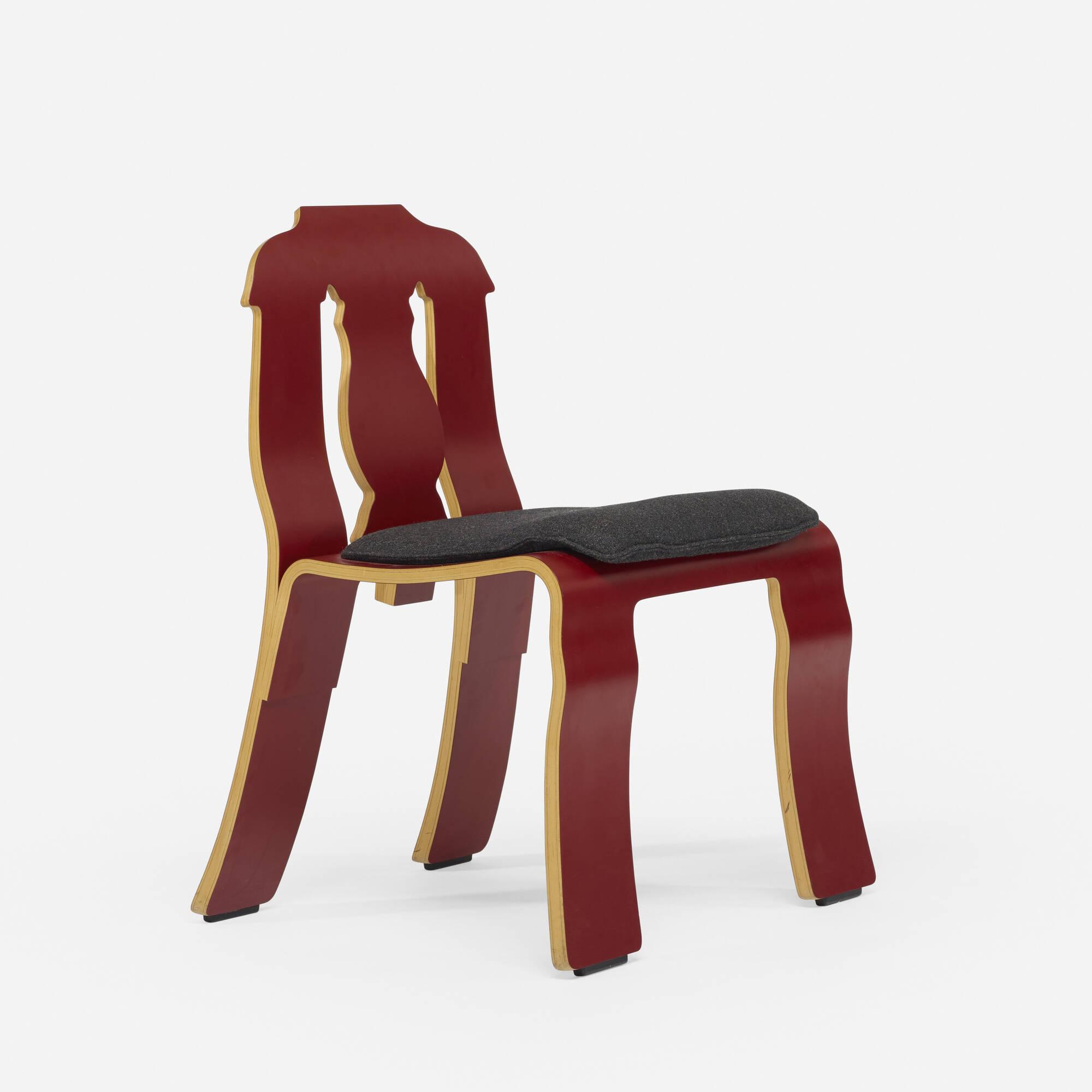Attirant 465: Robert Venturi / Empire Chair (1 Of 4)