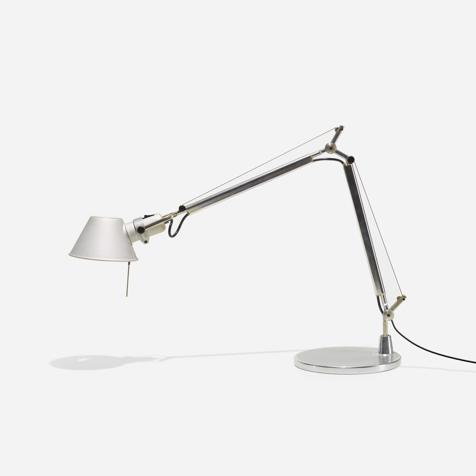465: Michele De Lucchi and Giancarlo Fassina / Tolomeo table lamp (2 of 3)