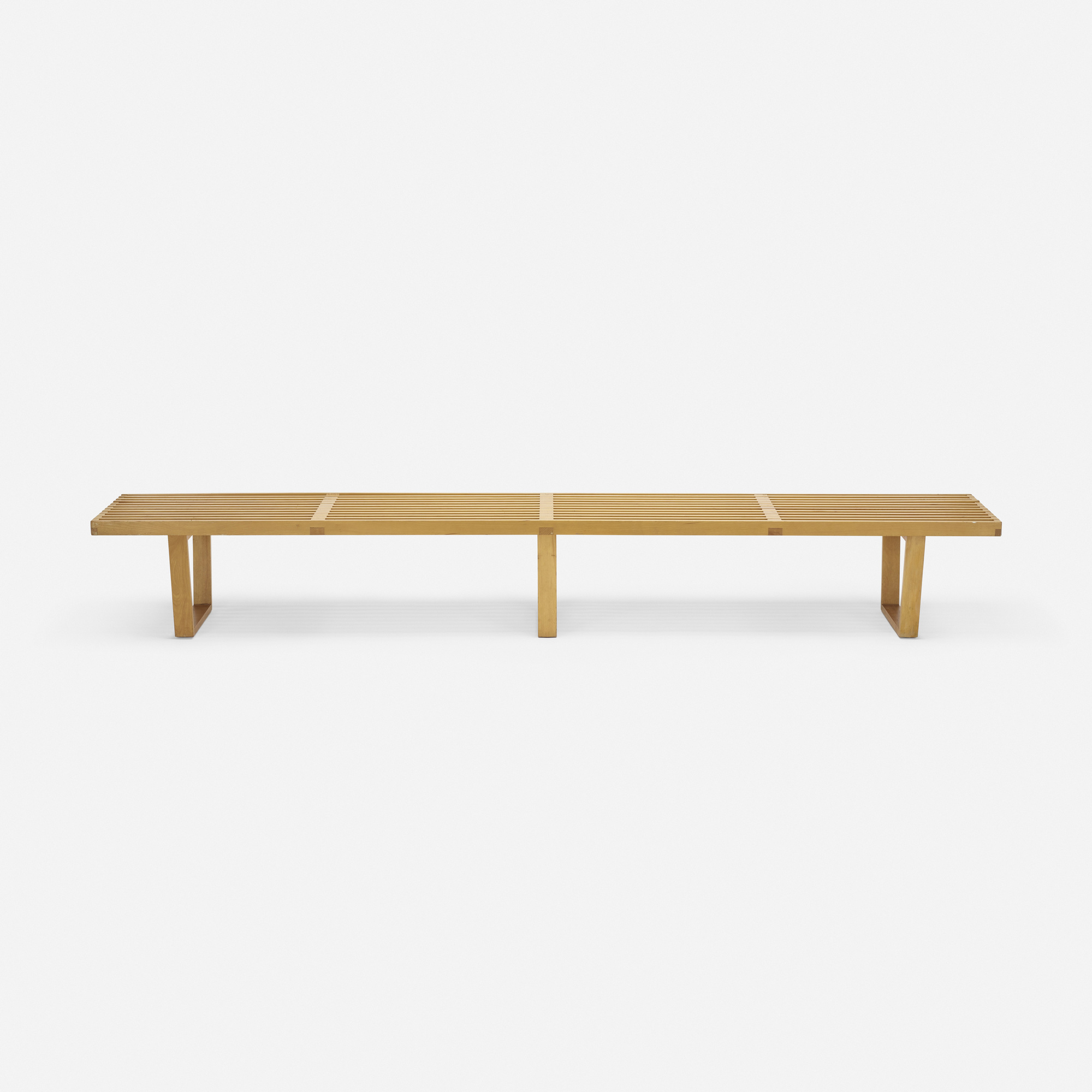 herman chairish black nelson miller george product bench