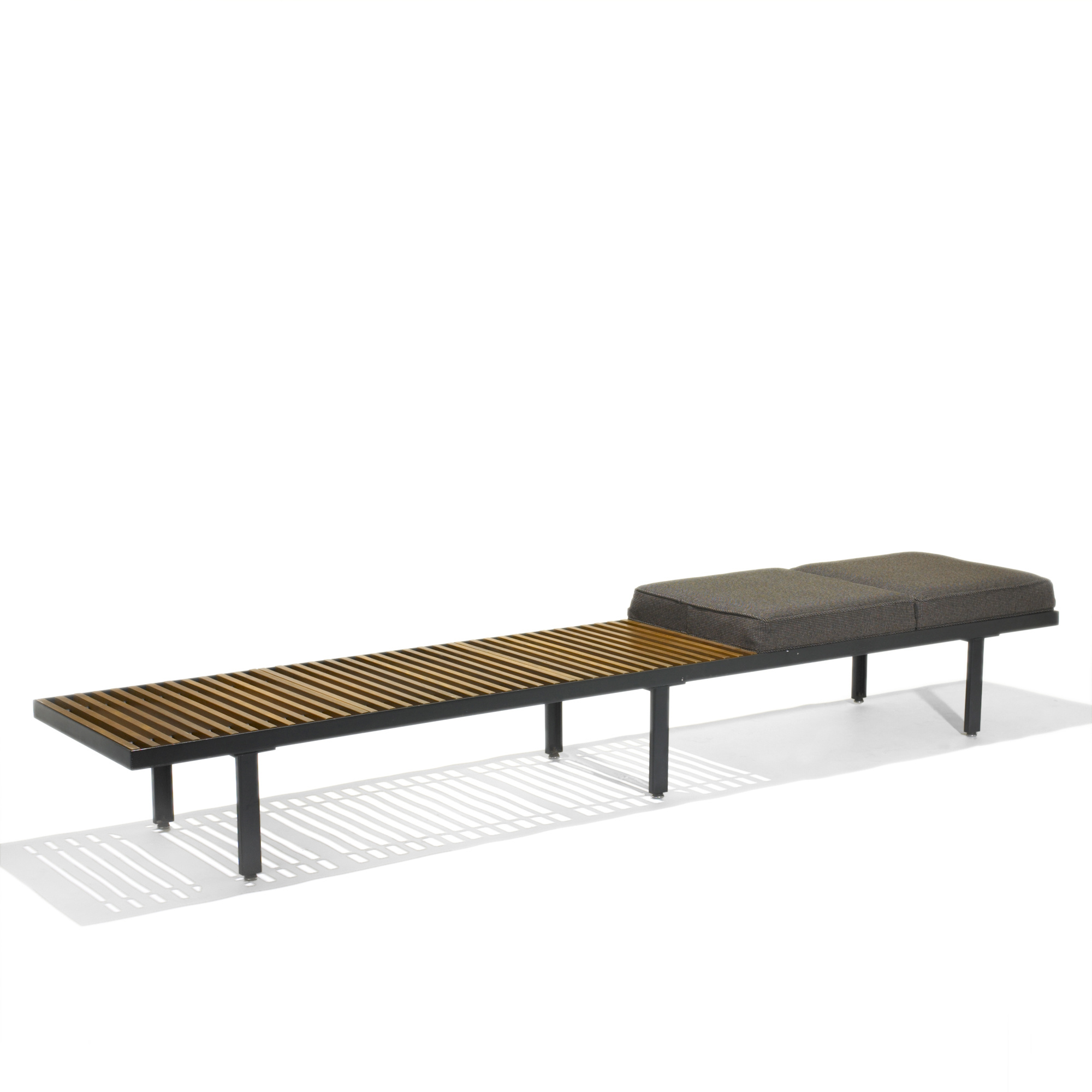 Outstanding 489 George Nelson Associates Contract Bench System Ibusinesslaw Wood Chair Design Ideas Ibusinesslaworg