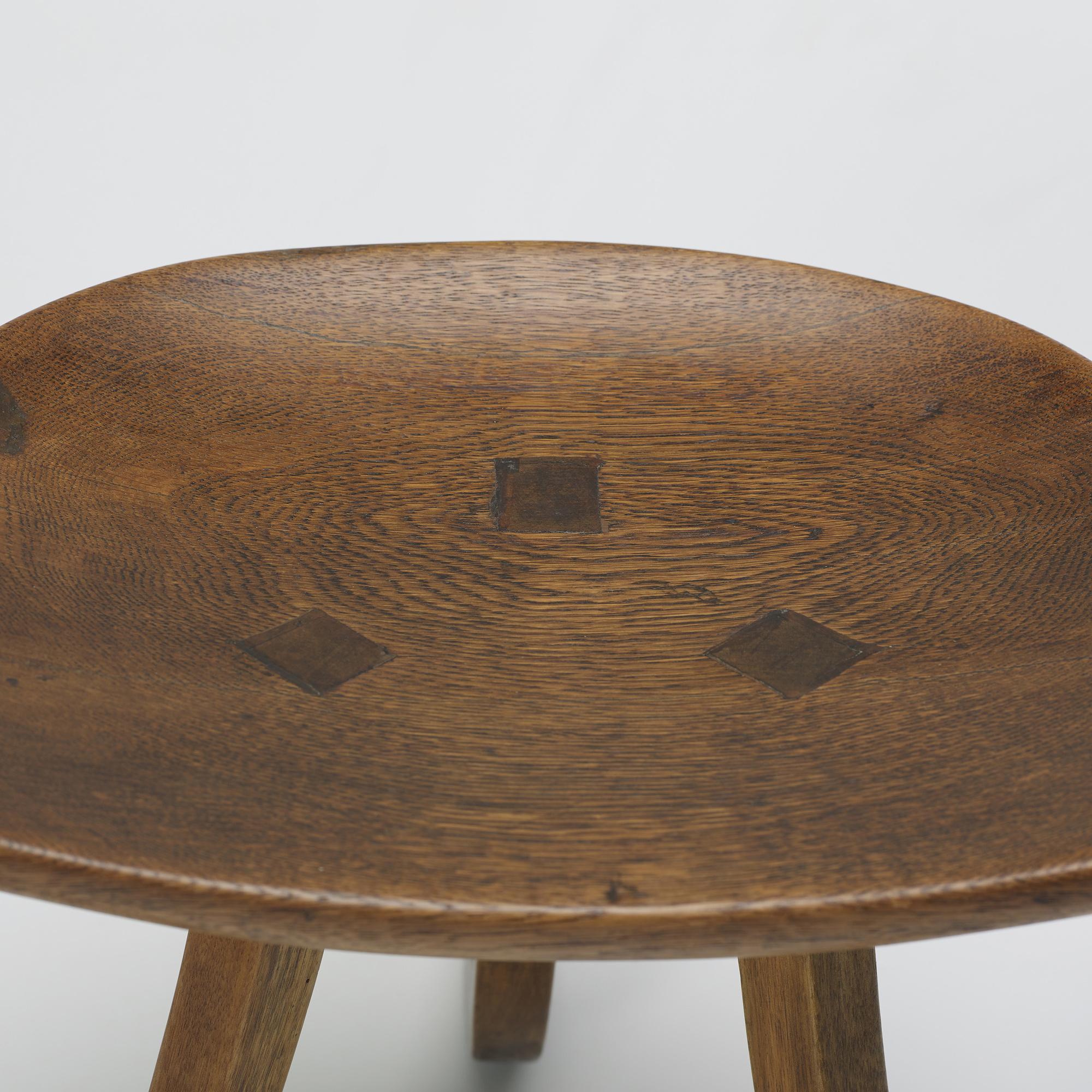 489 adolf loos stool for Designburo loos