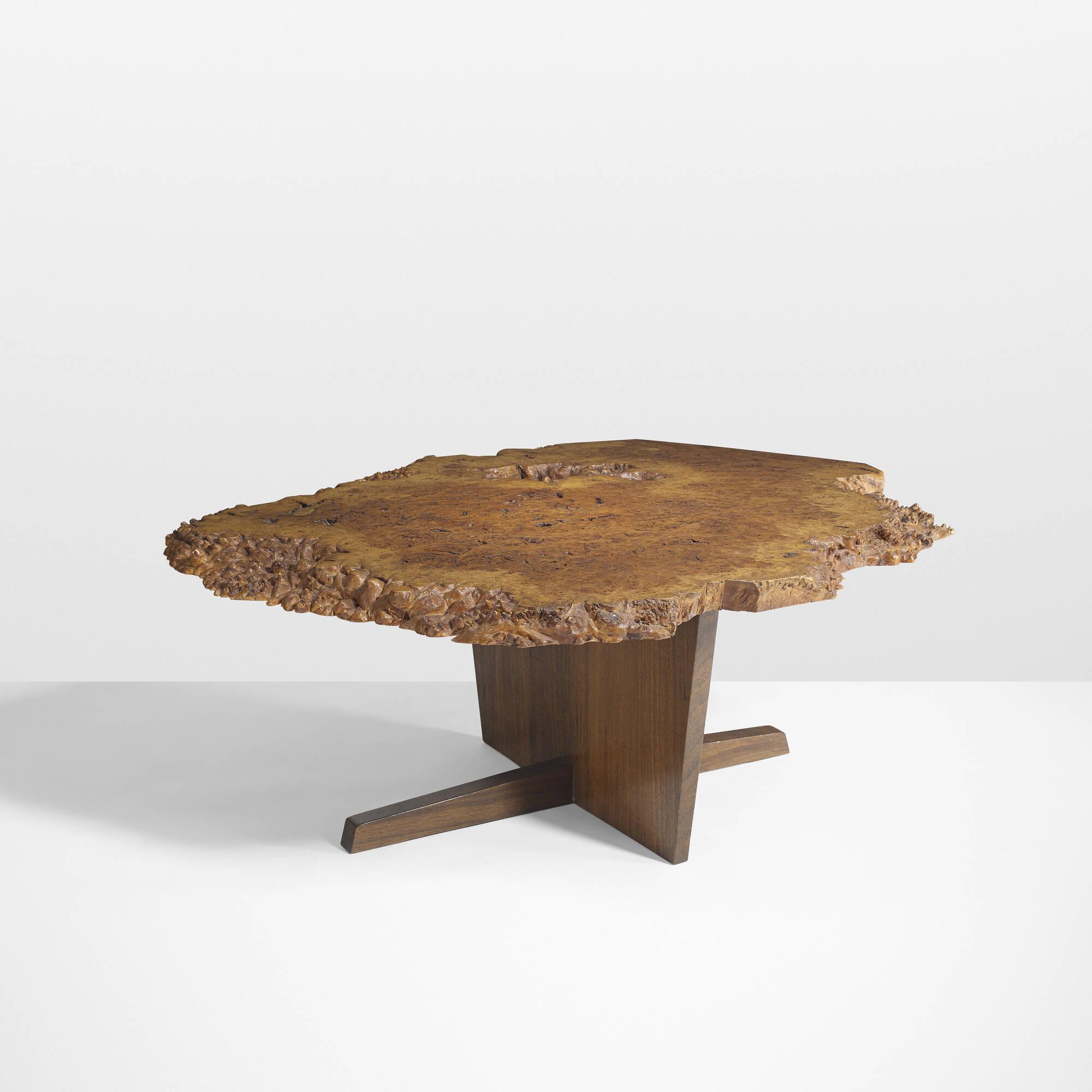 4 George Nakashima Important Minguren I coffee table Design