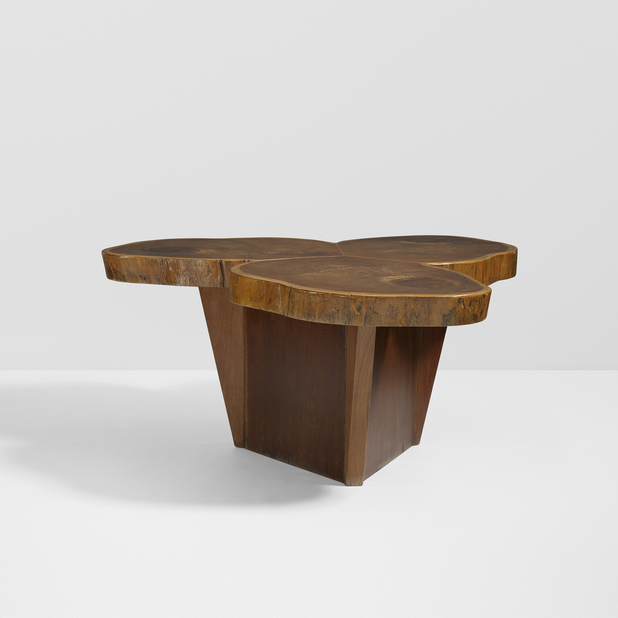 4 José Zanine Caldas Important Custom dining table for the