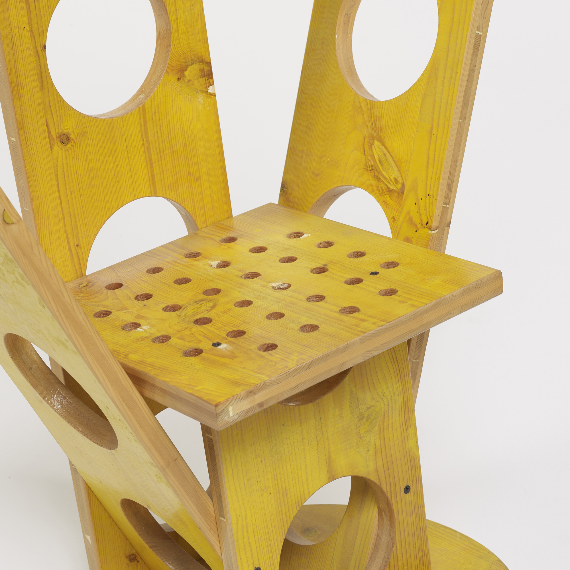505: Cesare Leonardi / prototype chair (2 of 3)