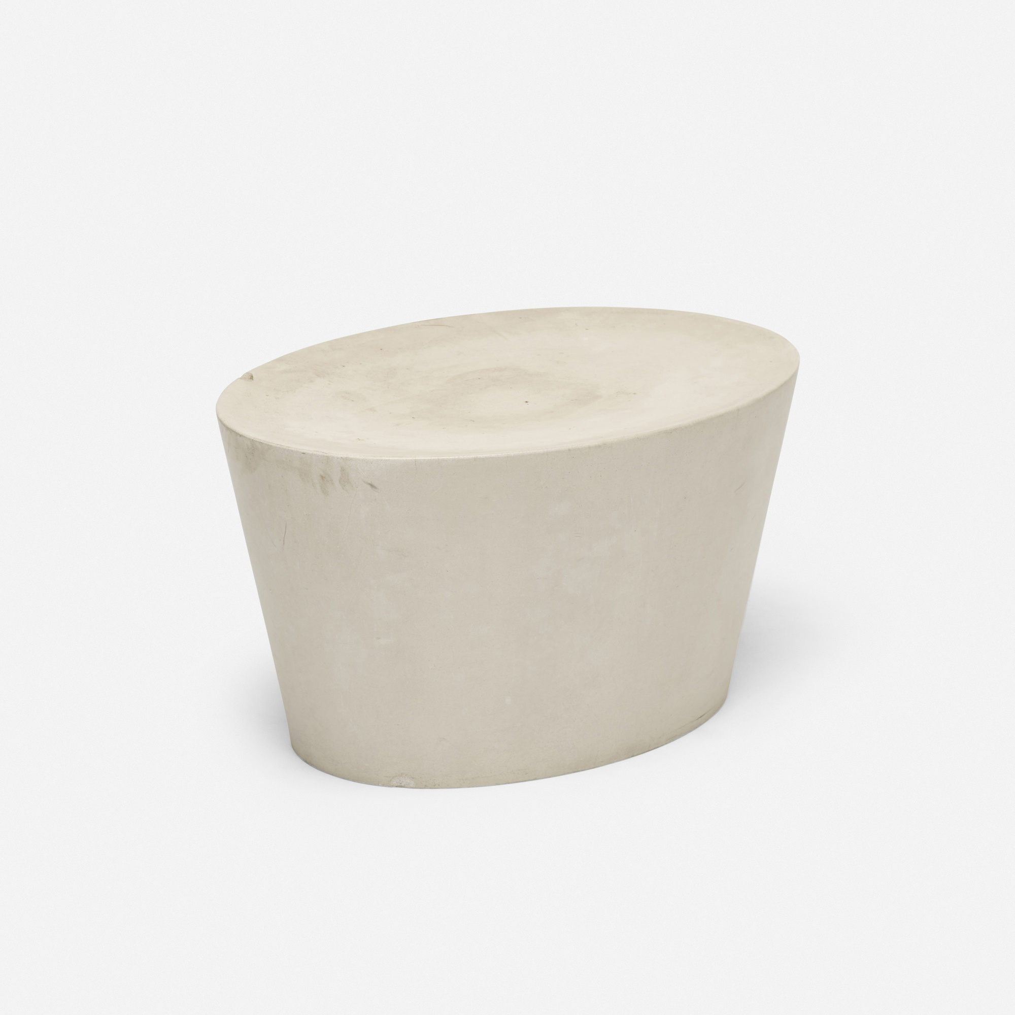 511: Maya Lin / Stone stool (1 of 2)
