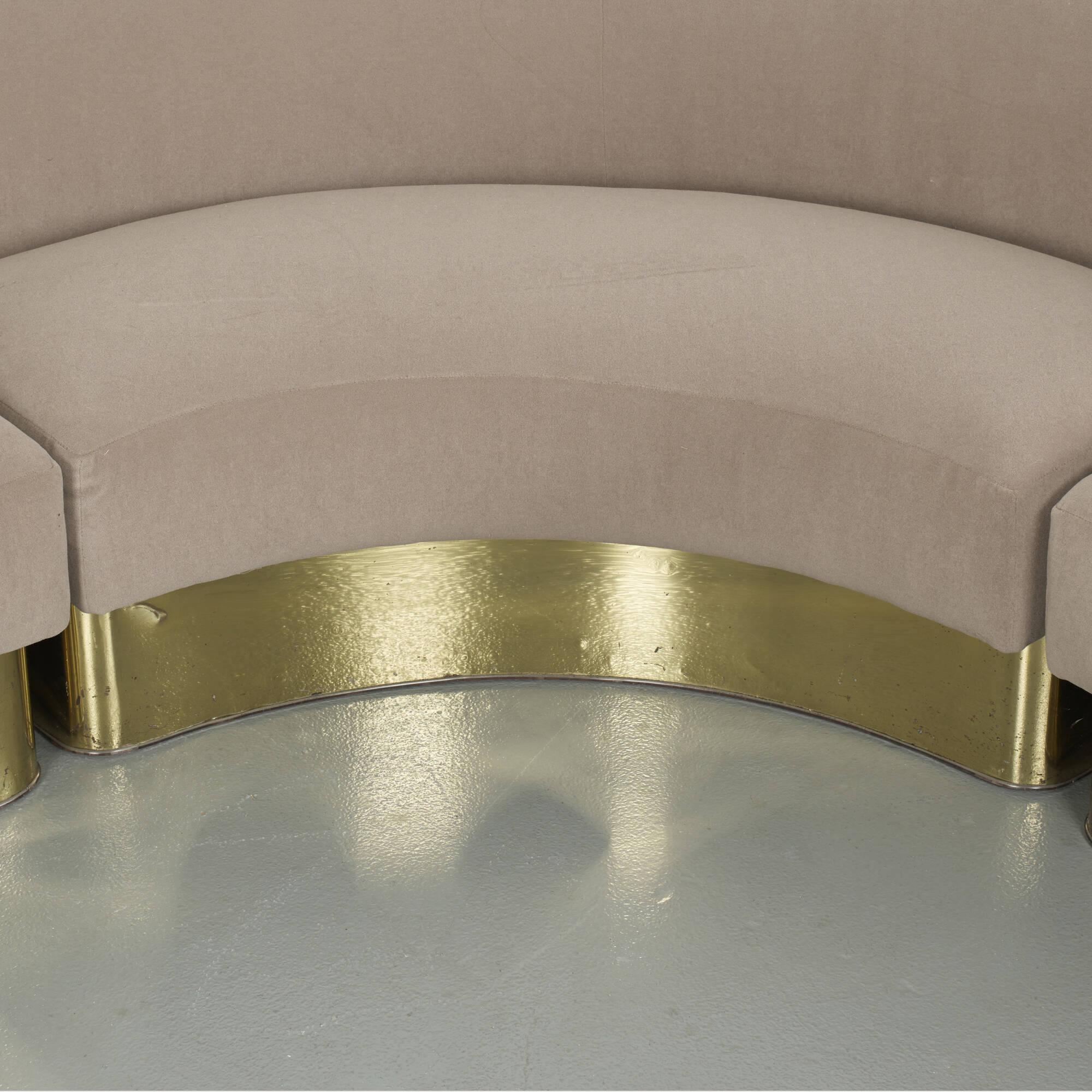 512: Milo Baughman / Sectional Sofa (3 Of 3)