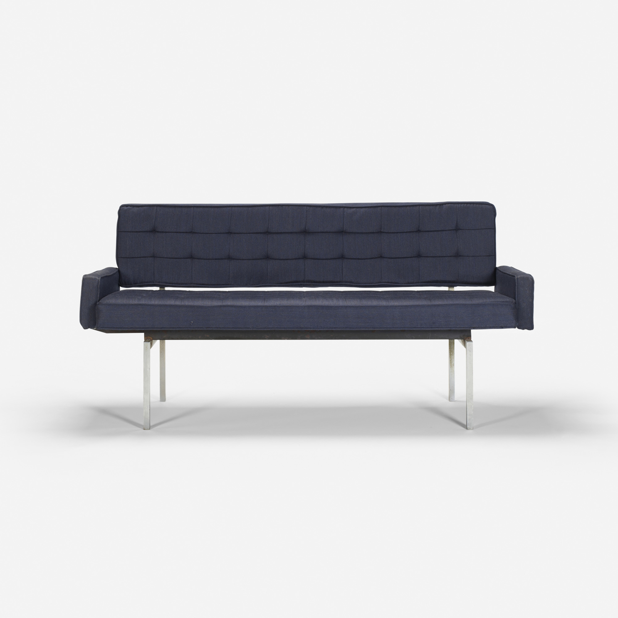 517: Philip Johnson Associates / Banquette 87 from the Pool Room (1 of 1)