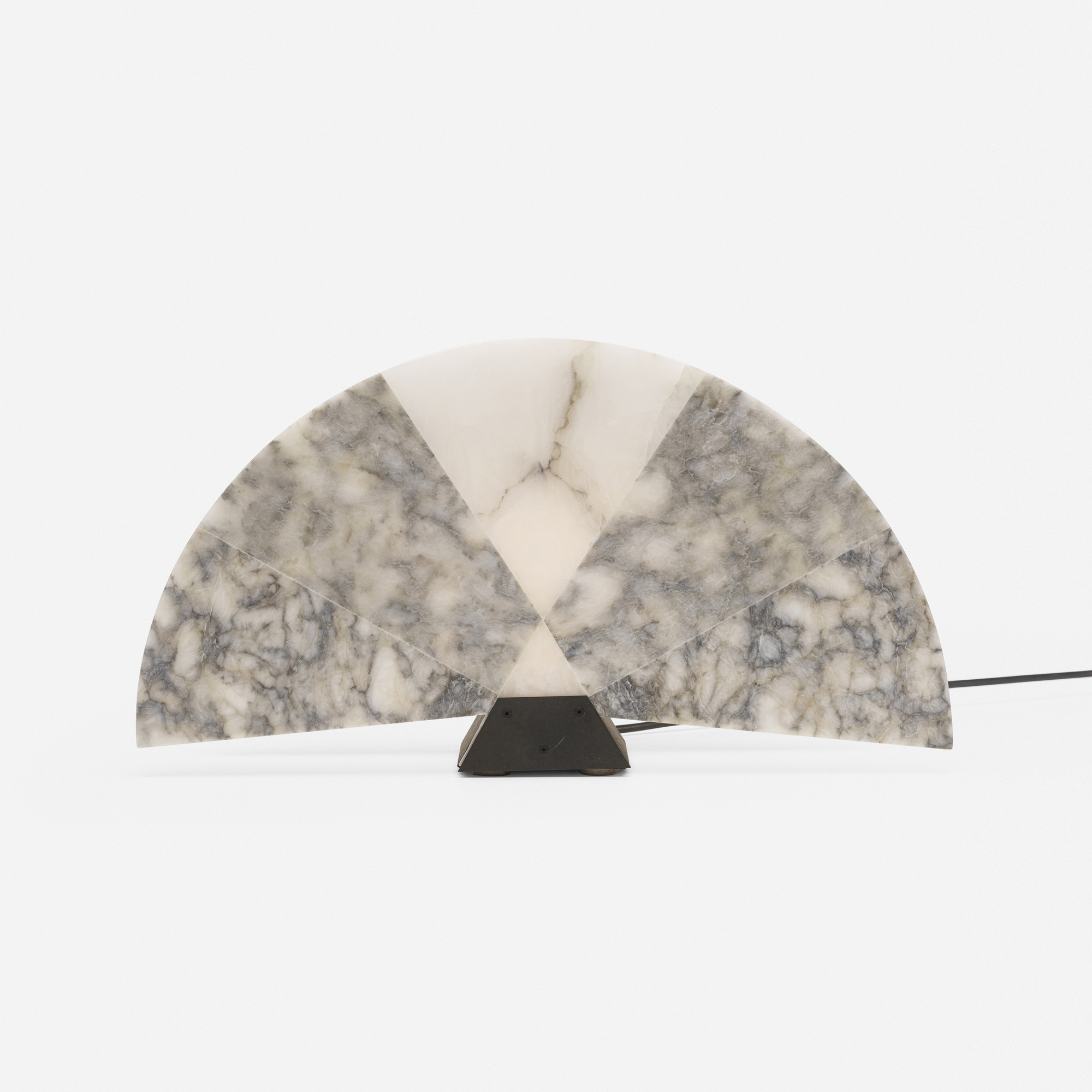 520: Angelo Mangiarotti / Ventiglio table lamp, model V584 (1 of 1)
