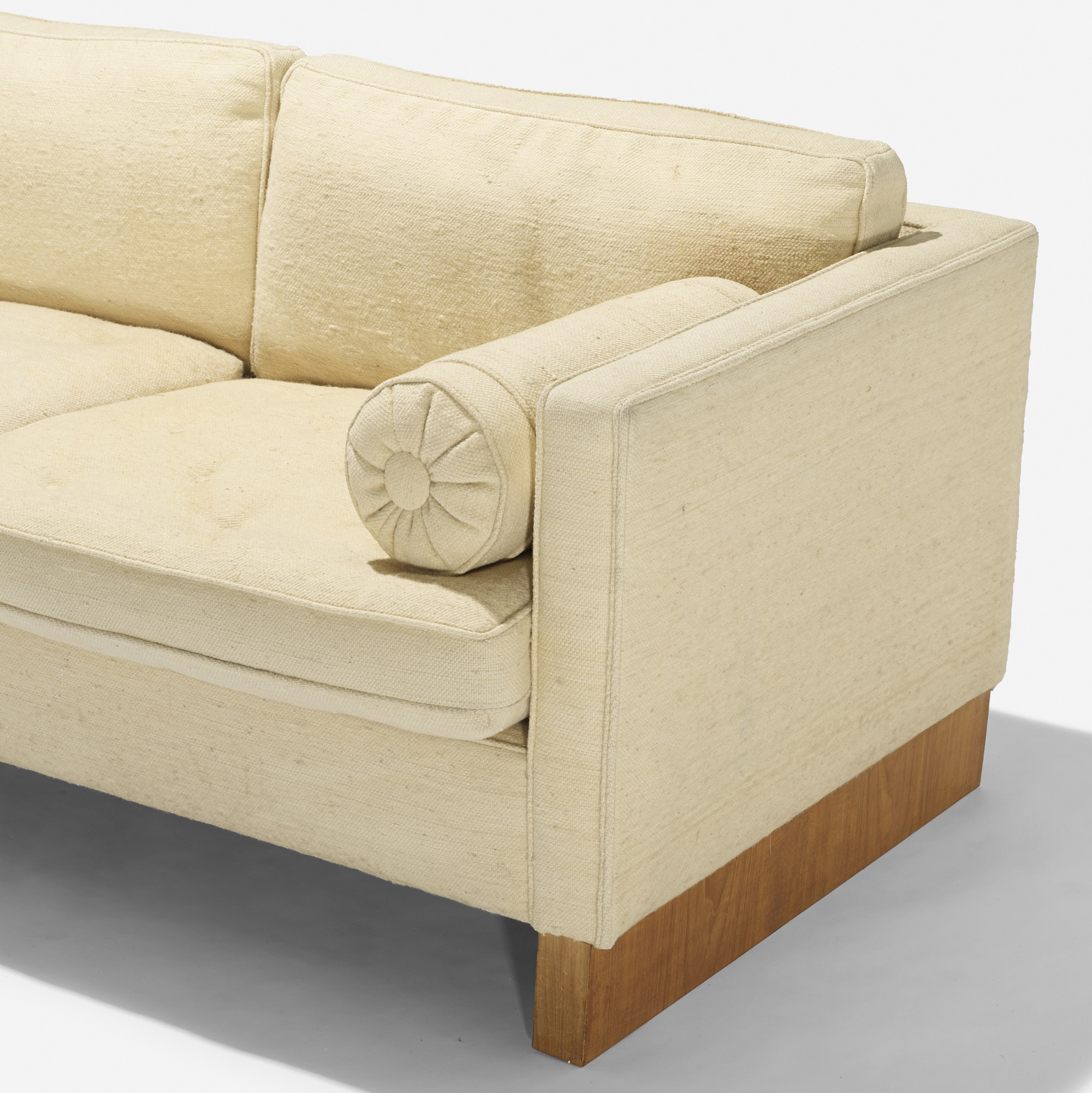 522 Ludwig Mies Van Der Rohe Sofa From 860 Lake Shore