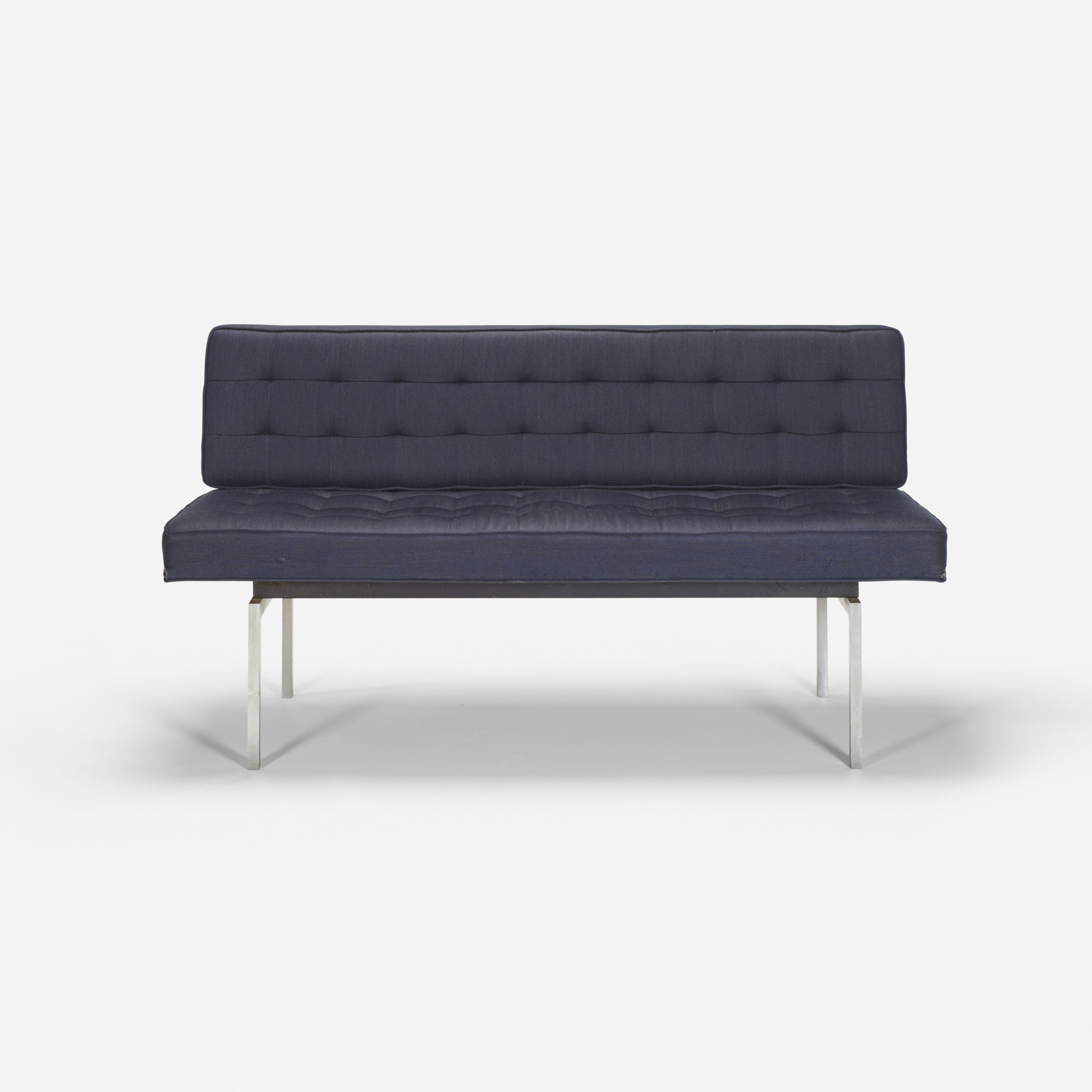 524: Philip Johnson Associates / Banquette 74 from the Pool Room (1 of 1)