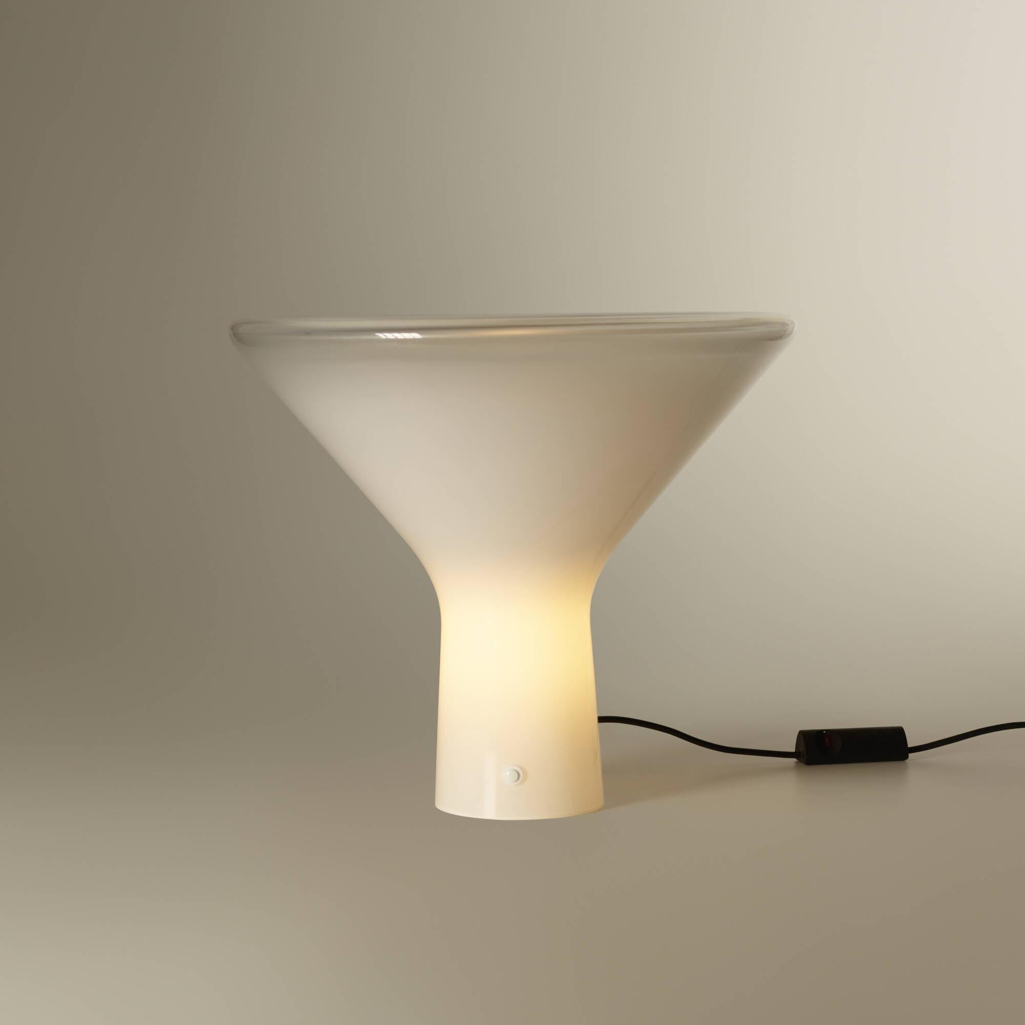 524: Angelo Mangiarotti / table lamp (2 of 2)