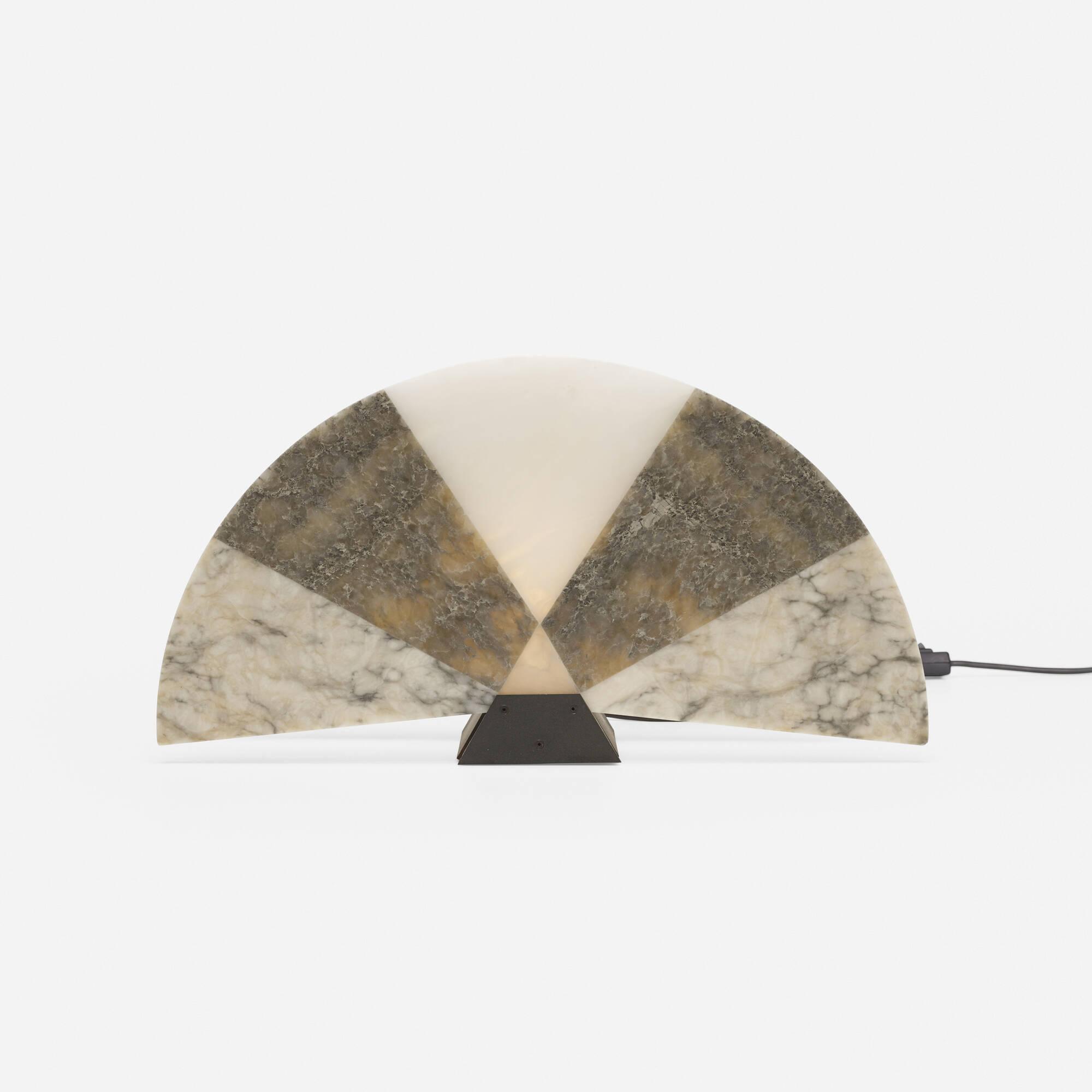525: Angelo Mangiarotti / Ventiglio table lamp model V584 (1 of 2)