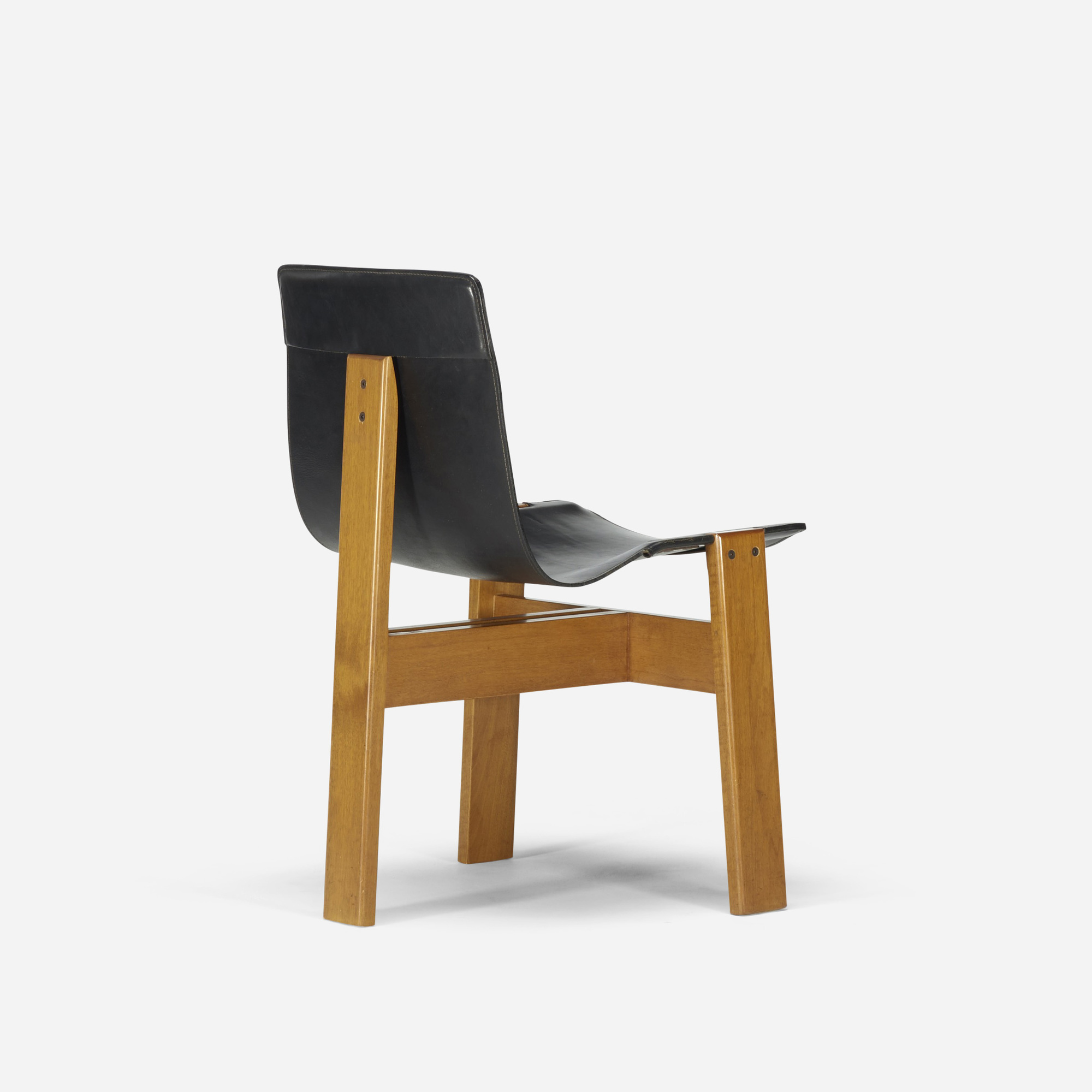 526: Angelo Mangiarotti / Tre 3 dining chair (1 of 3)