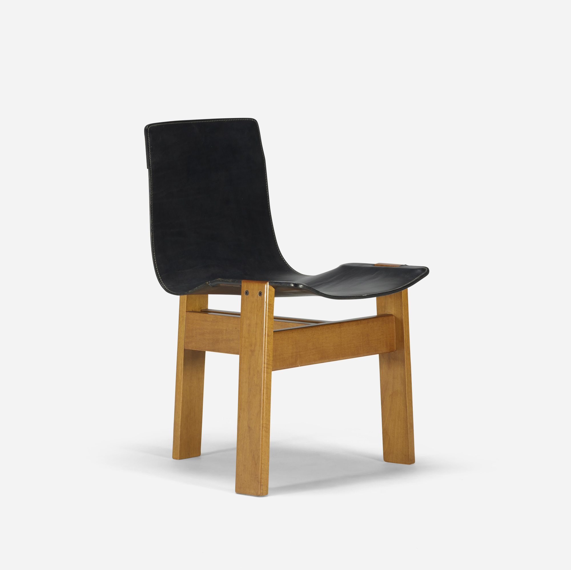 526: Angelo Mangiarotti / Tre 3 dining chair (2 of 3)