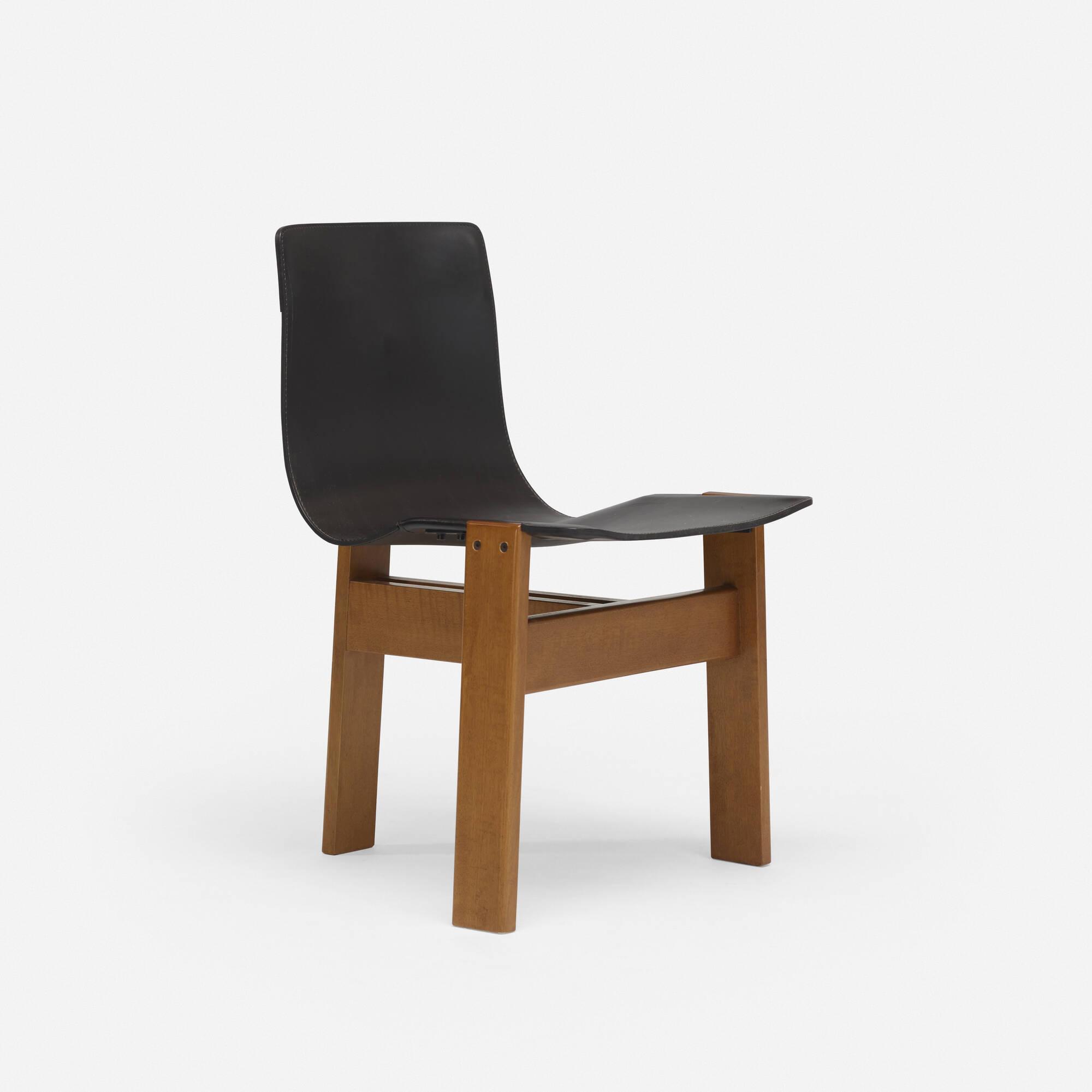 527: Angelo Mangiarotti / Tre 3 dining chair (1 of 3)