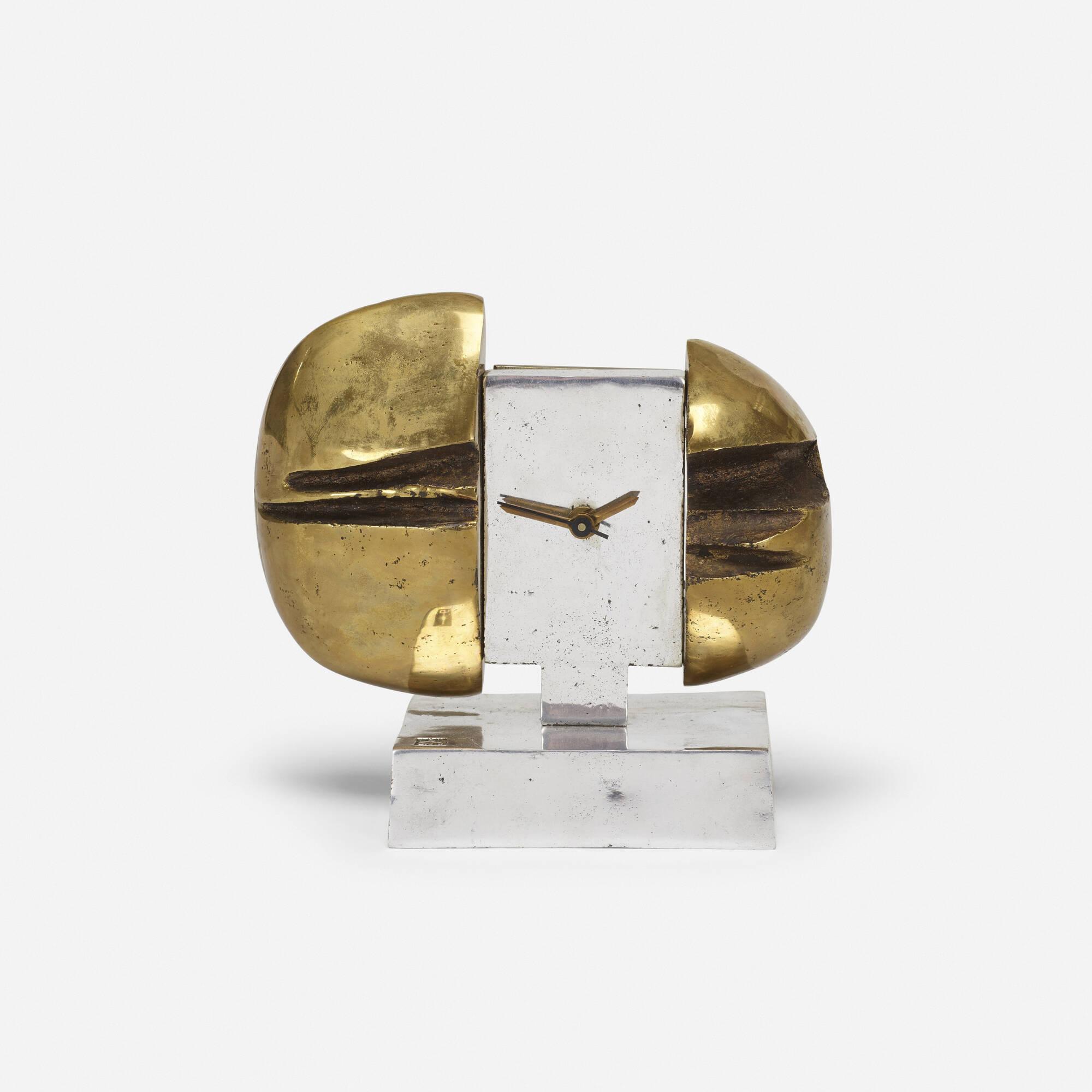 536: David Marshall / clock (1 of 2)