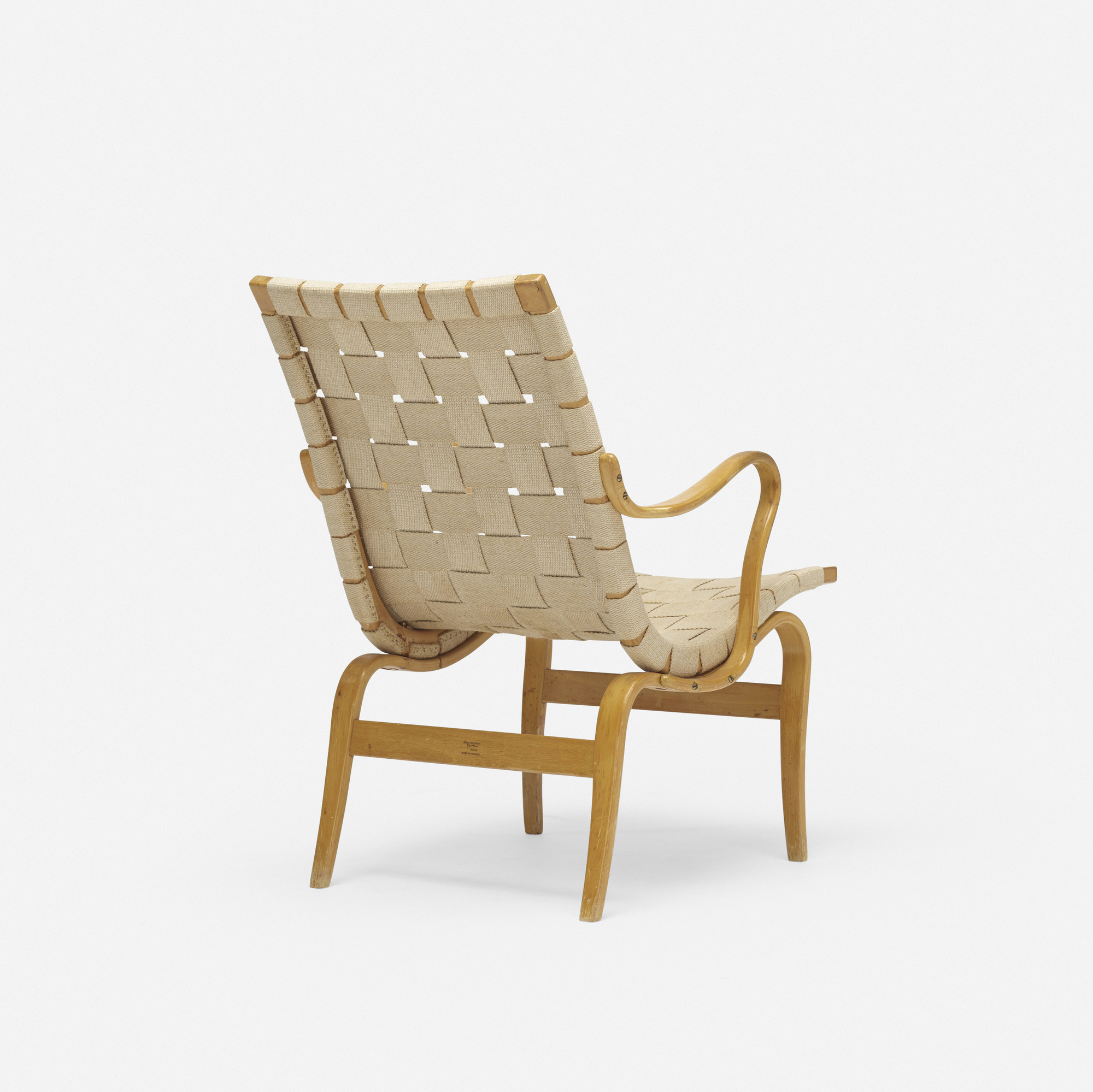 ... 541: Bruno Mathsson / Eva Chair (2 Of 4)