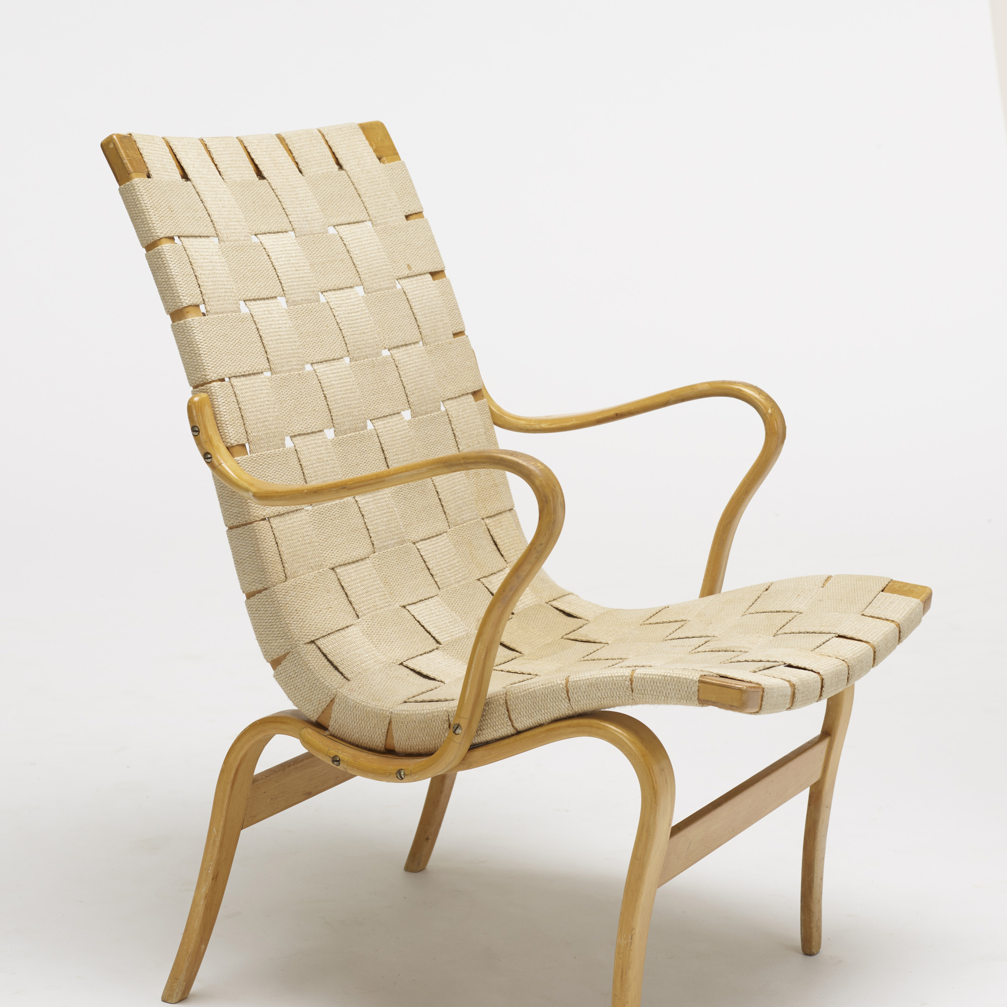 Beau ... 541: Bruno Mathsson / Eva Chair (3 Of 4)