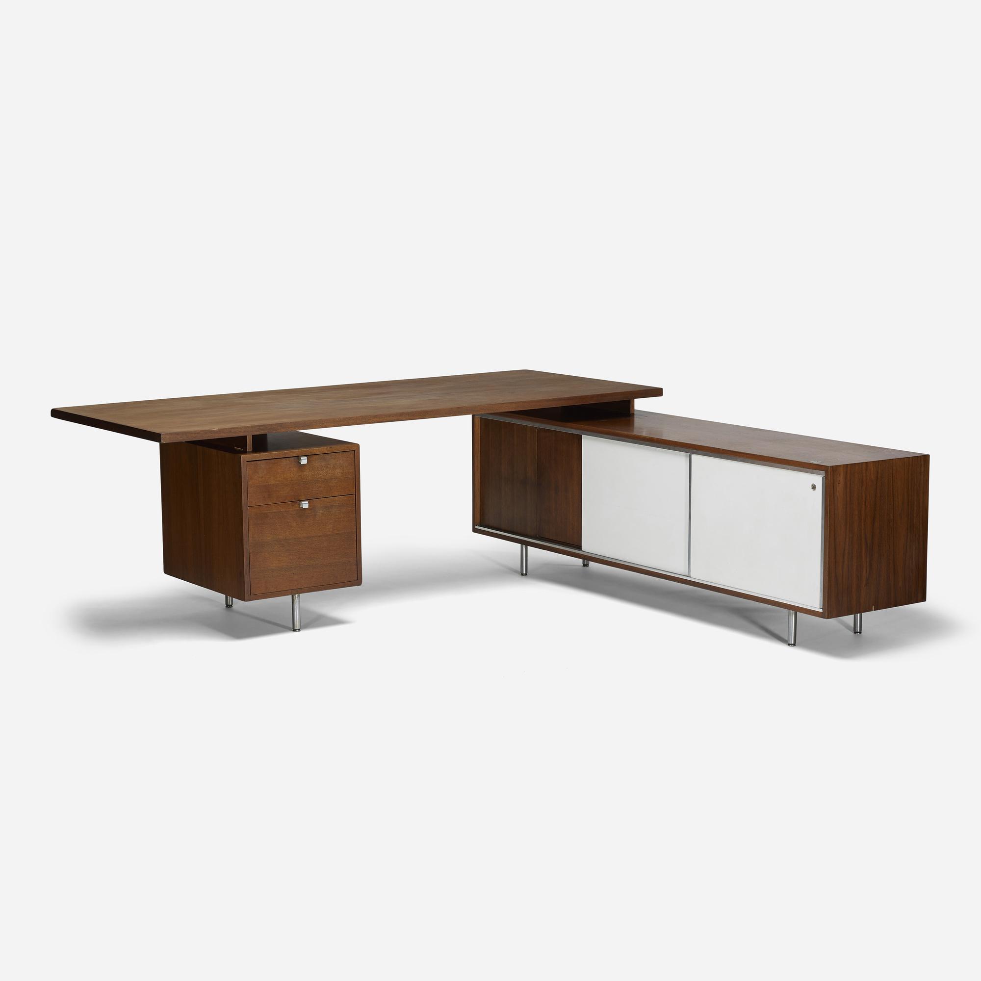 Desk With Return : Executive desk with return hostgarcia