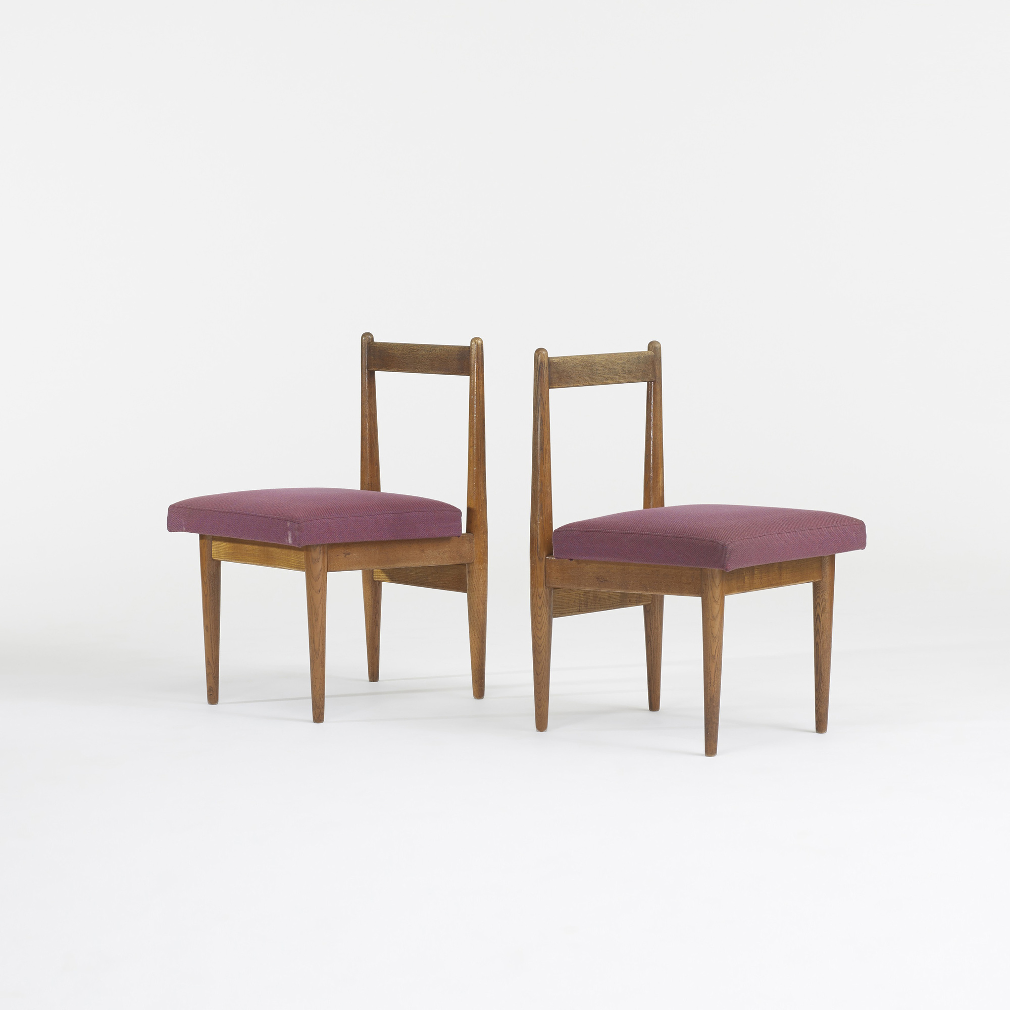 544: Katsuo Matsumura / dining chairs, set of four (2 of 2)