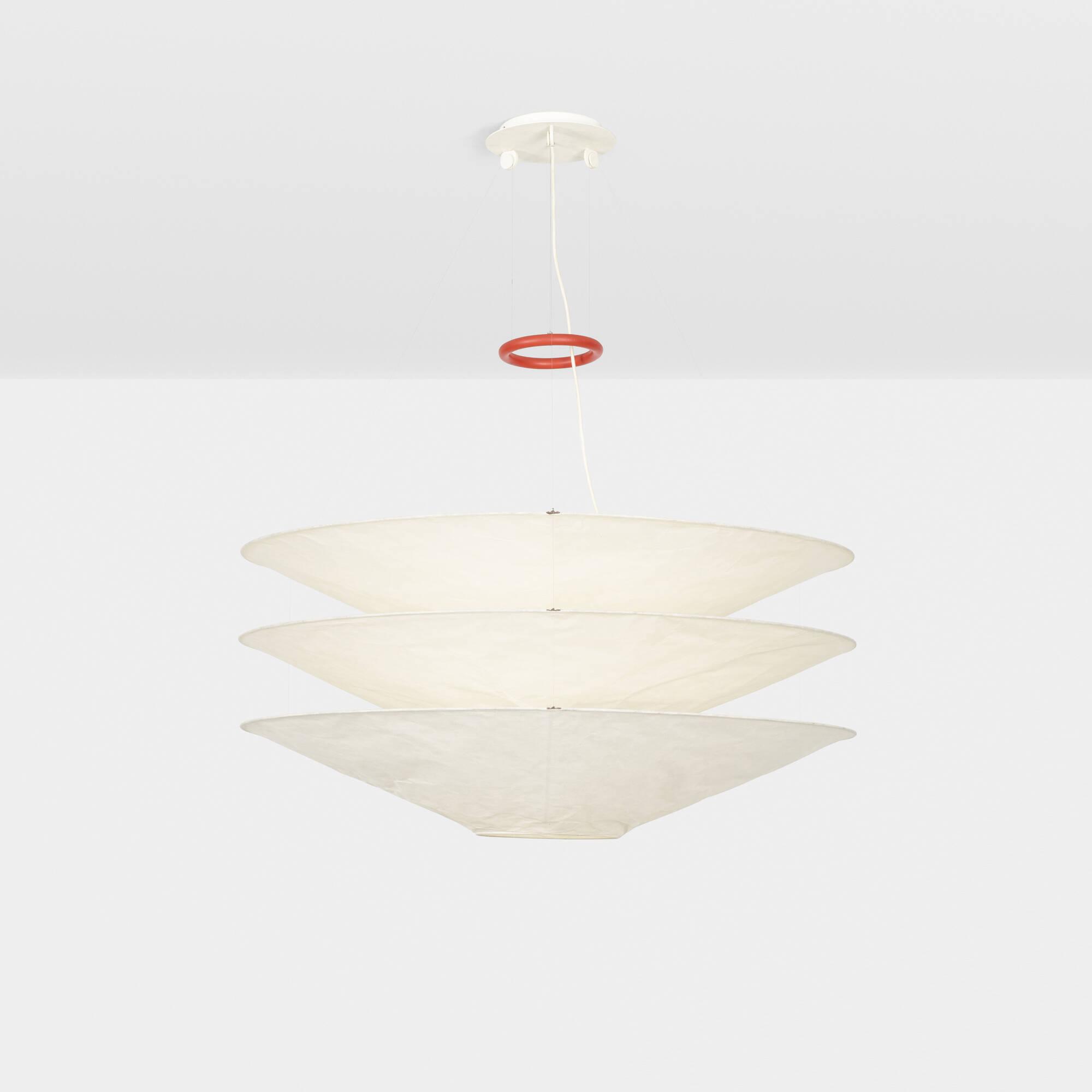551: Ingo Maurer / Floatation chandelier (1 of 1)
