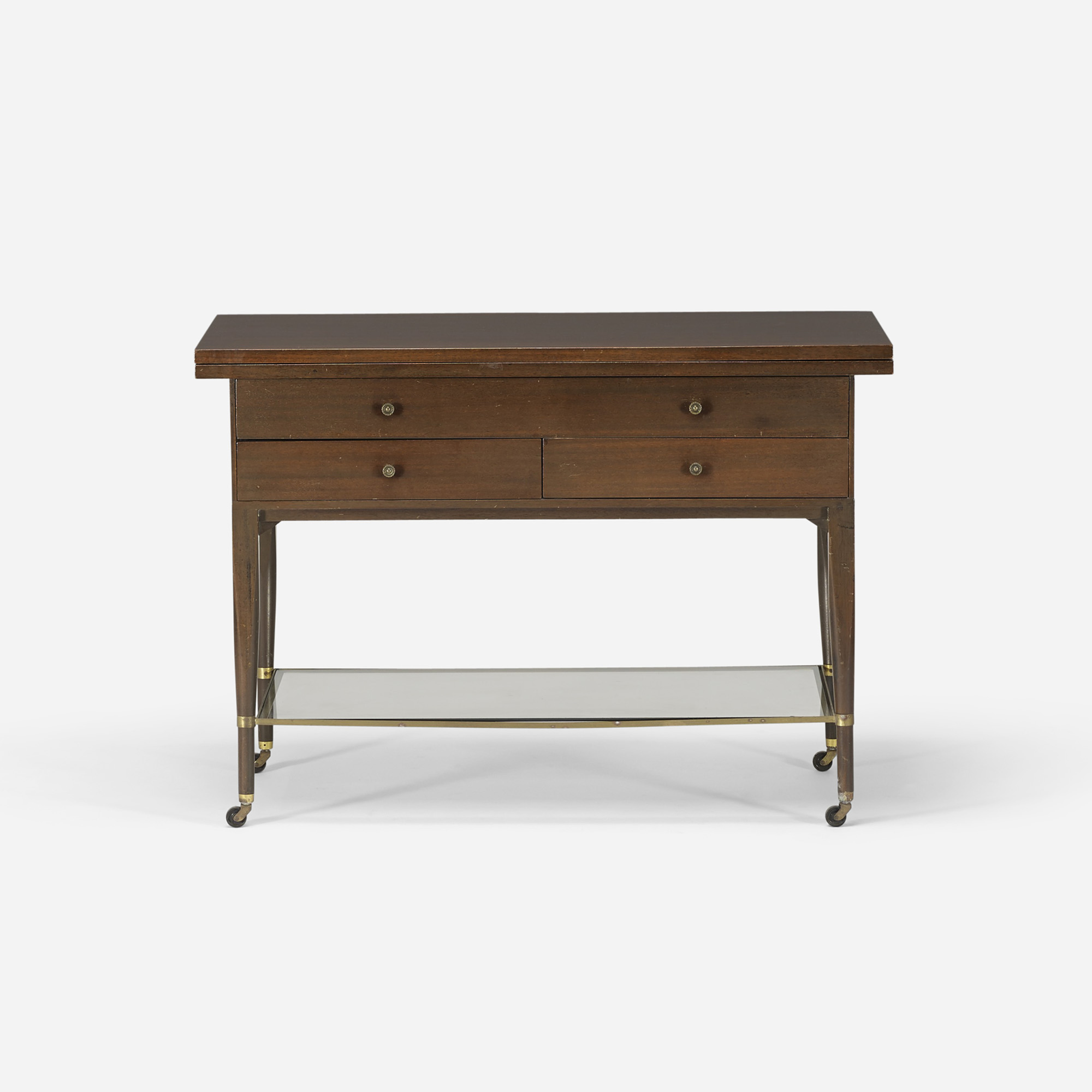 555: Paul McCobb / The Irwin Collection bar cart (1 of 4)