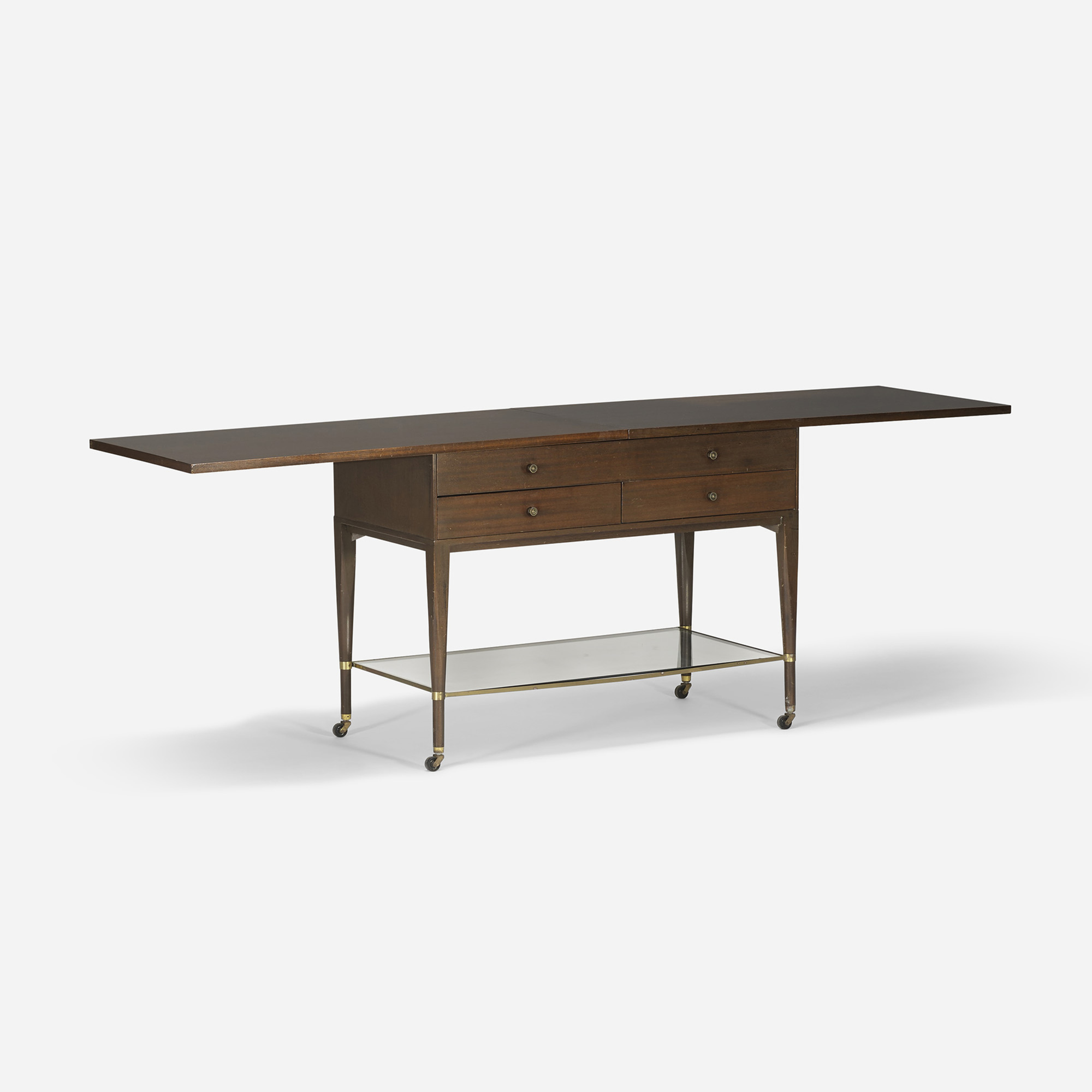 555: Paul McCobb / The Irwin Collection bar cart (2 of 4)