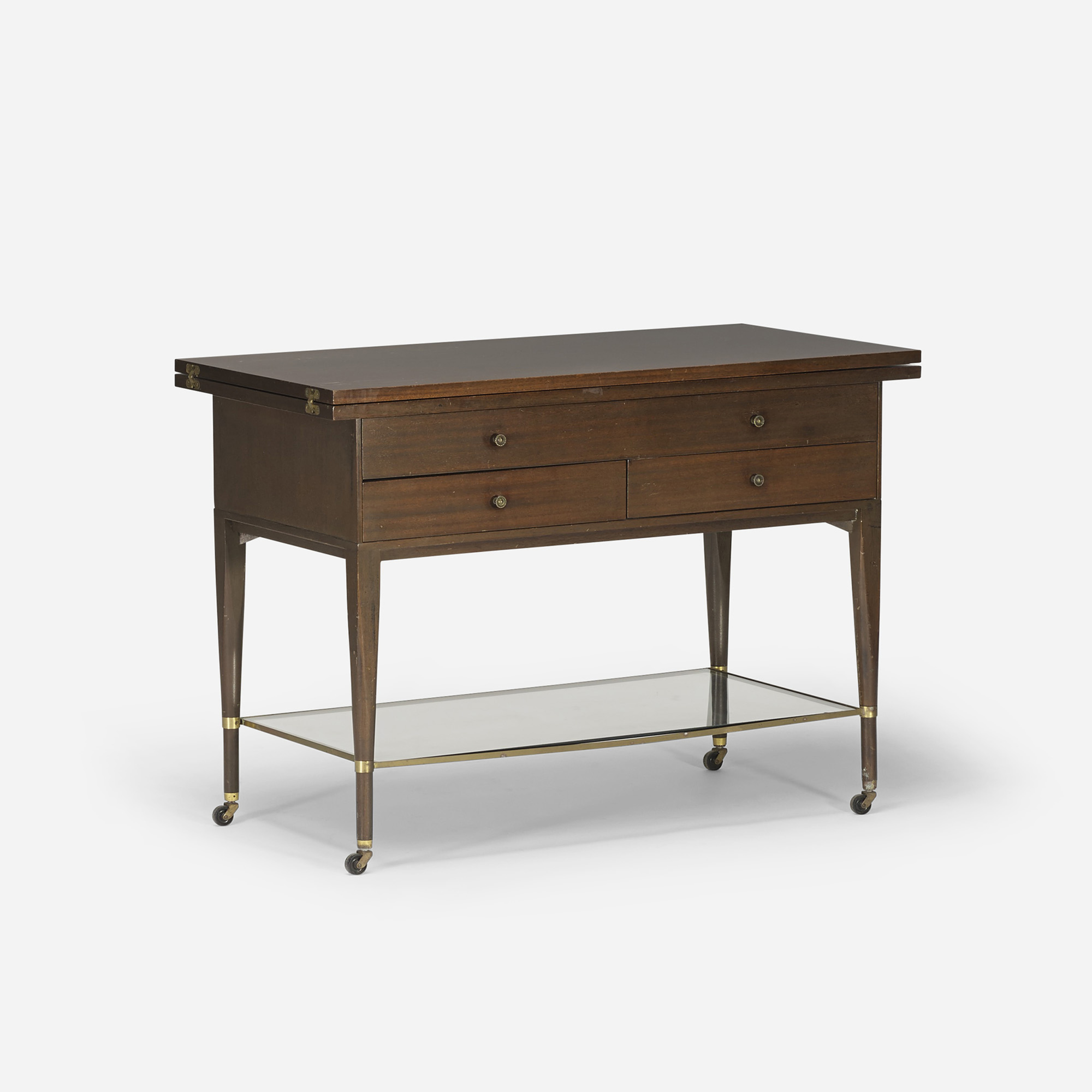 555: Paul McCobb / The Irwin Collection bar cart (3 of 4)