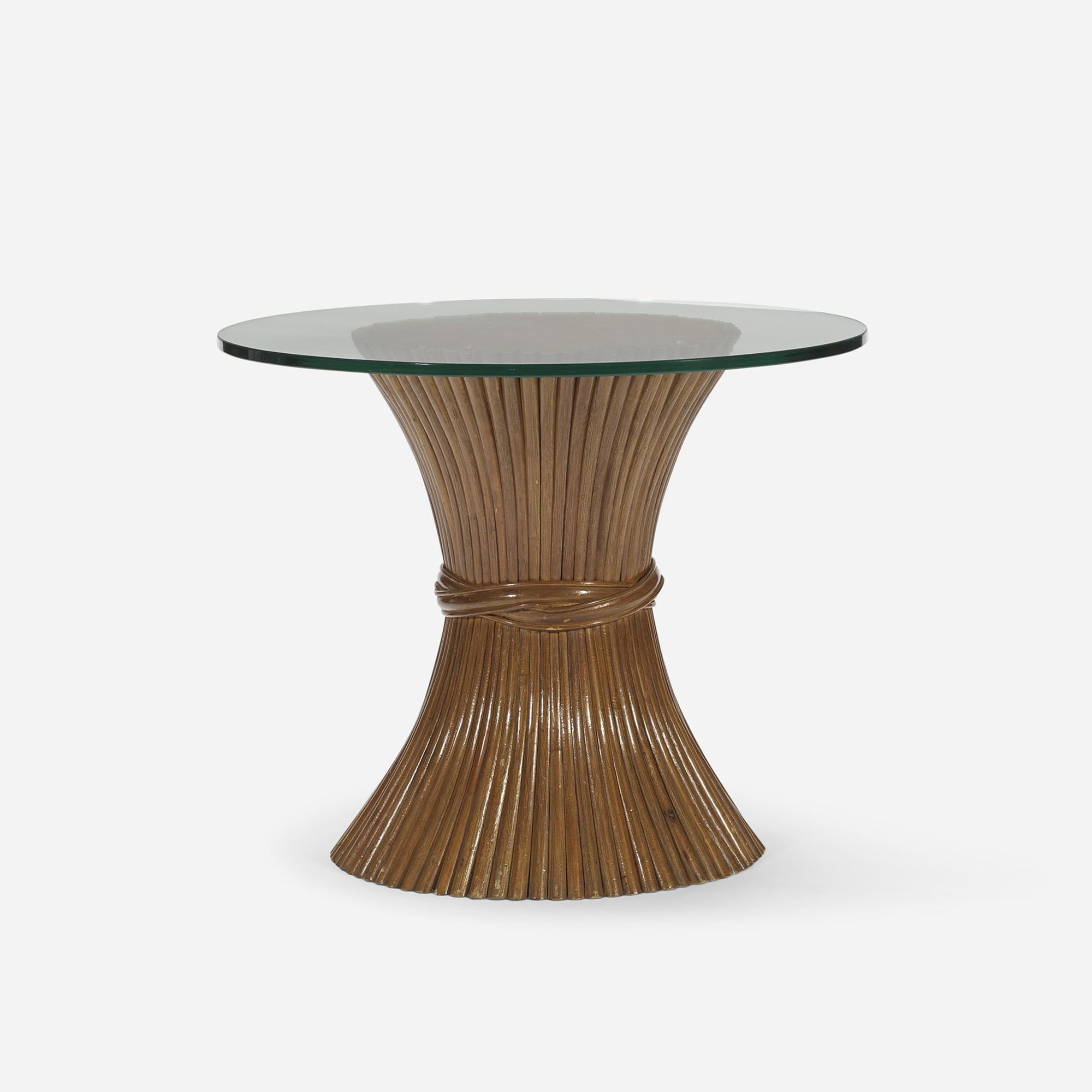 561: John and Elinor McGuire / Trompe l'Oeil table (1 of 3)