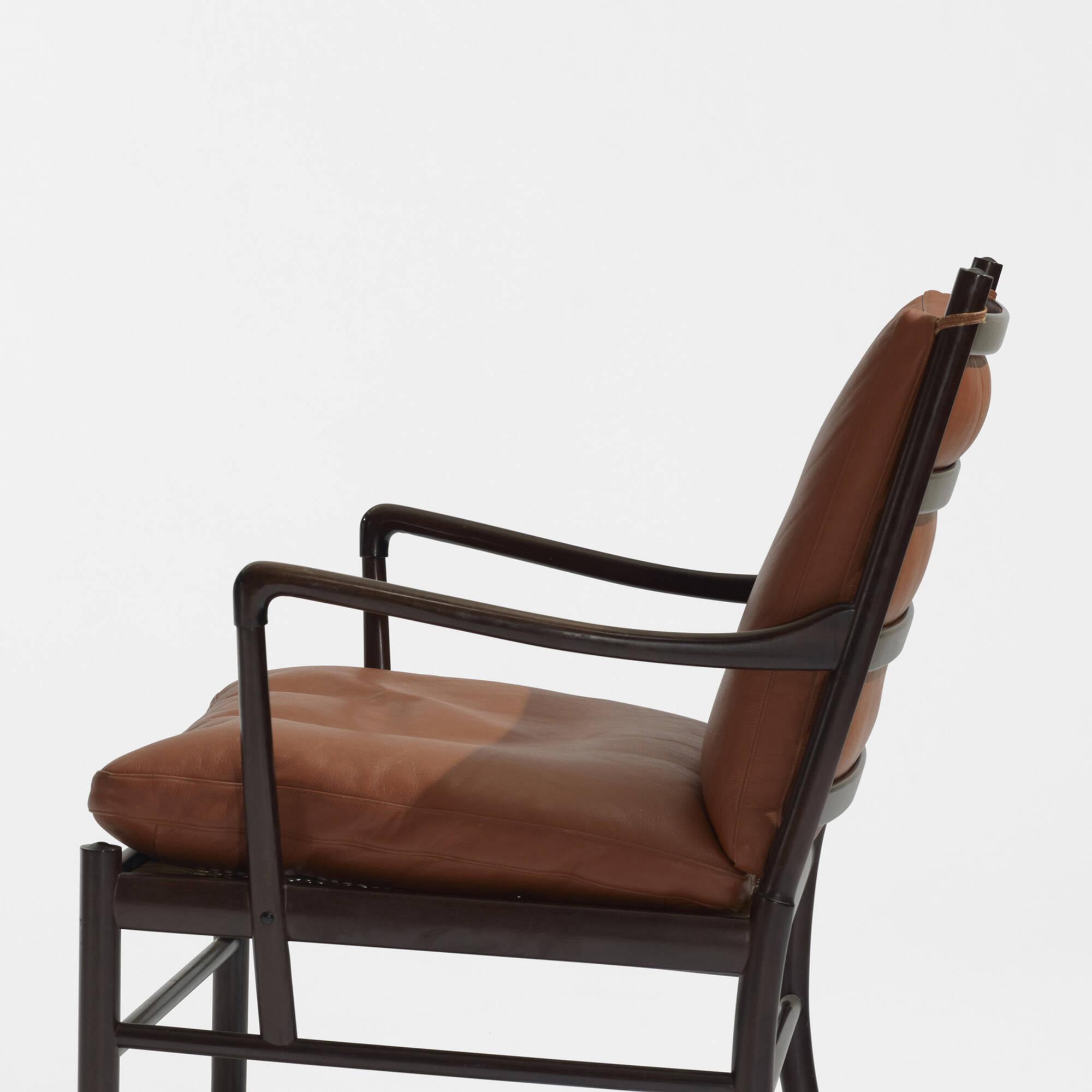 Colonial Armchair: 561: OLE WANSCHER, Colonial Armchair
