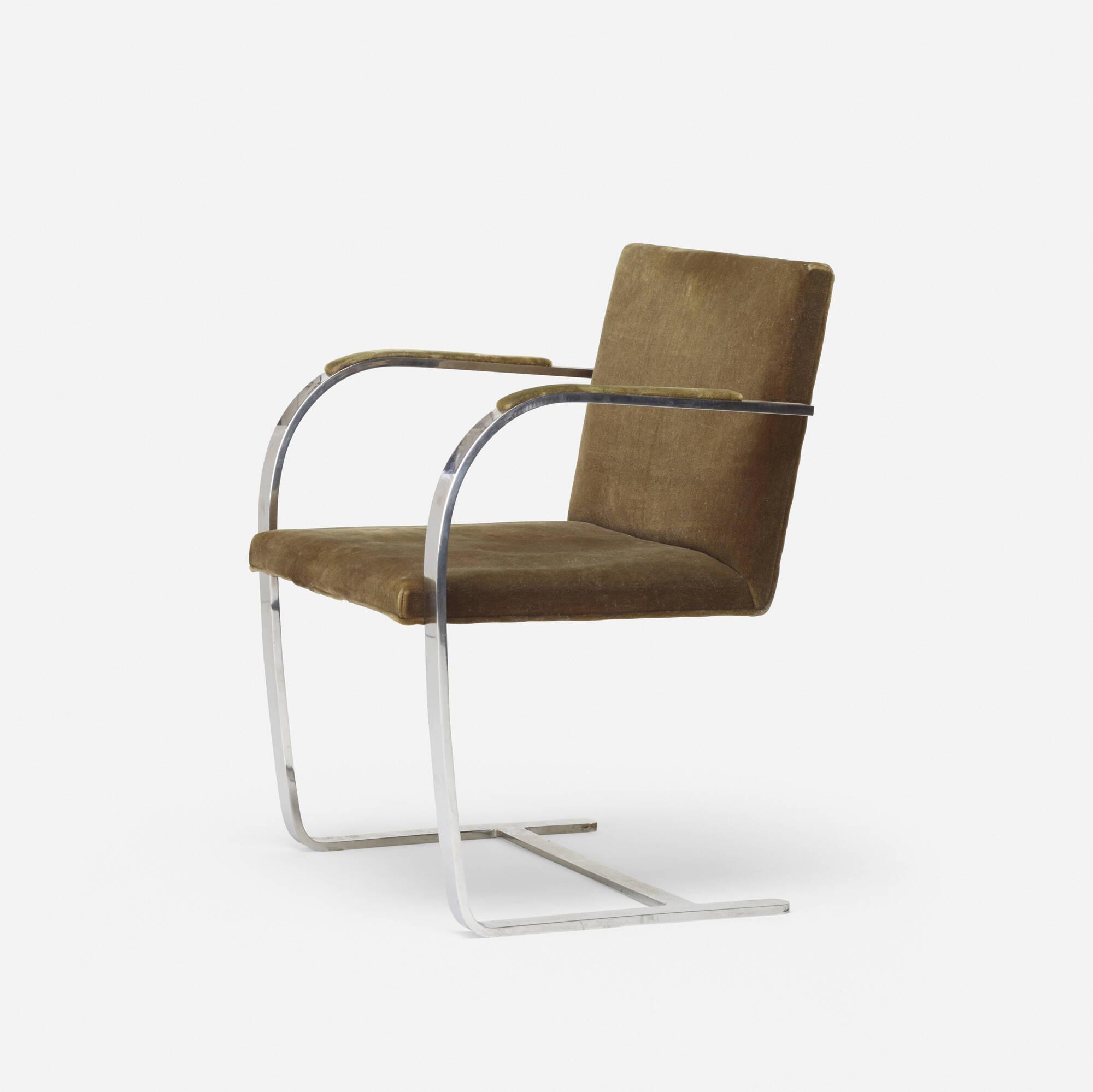 569: Ludwig Mies van der Rohe / Brno chair (1 of 2)