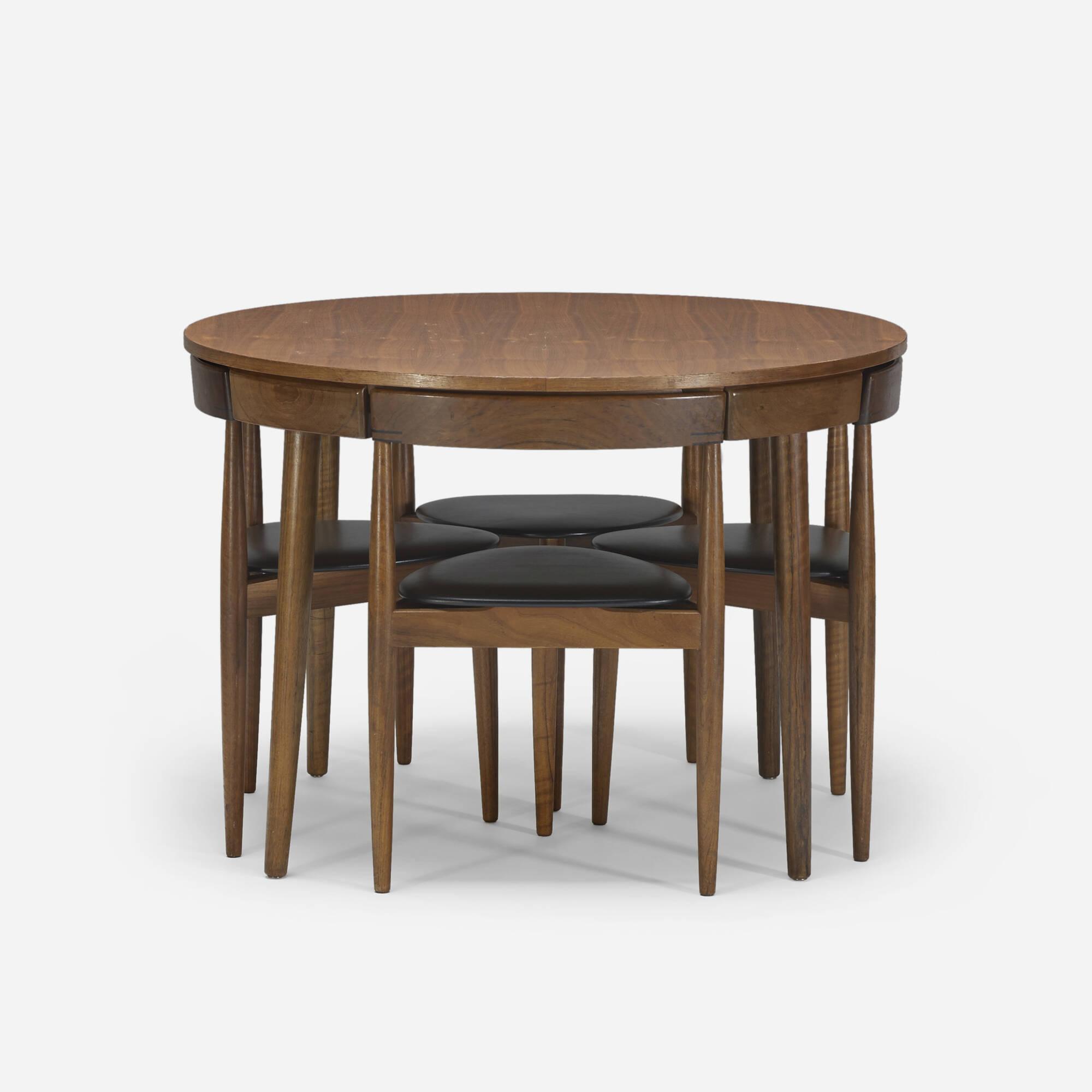 569: Hans Olsen / Dining Set (1 Of 4)