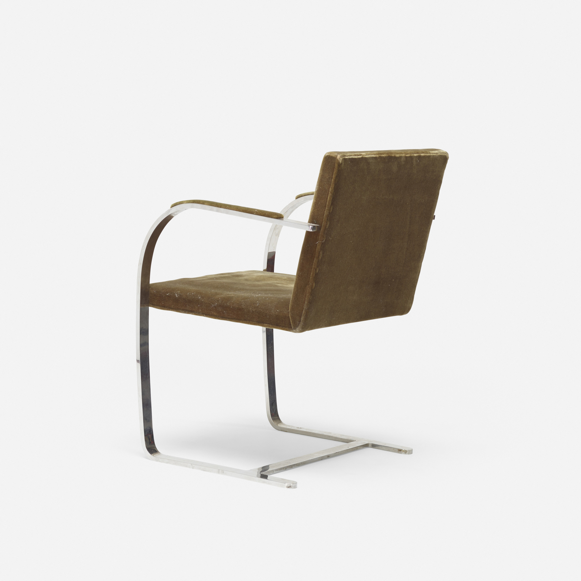 569: Ludwig Mies van der Rohe / Brno chair (2 of 2)