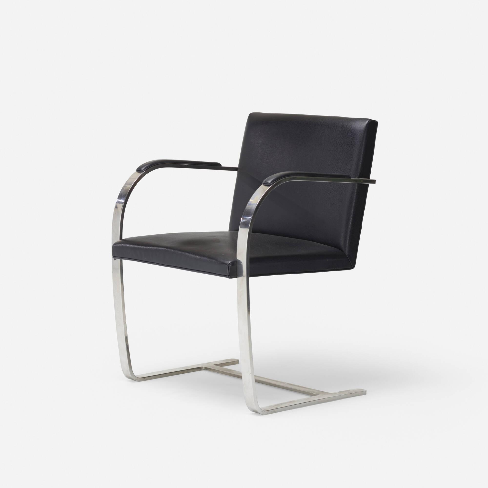 570: Ludwig Mies van der Rohe / Brno chair (1 of 2)