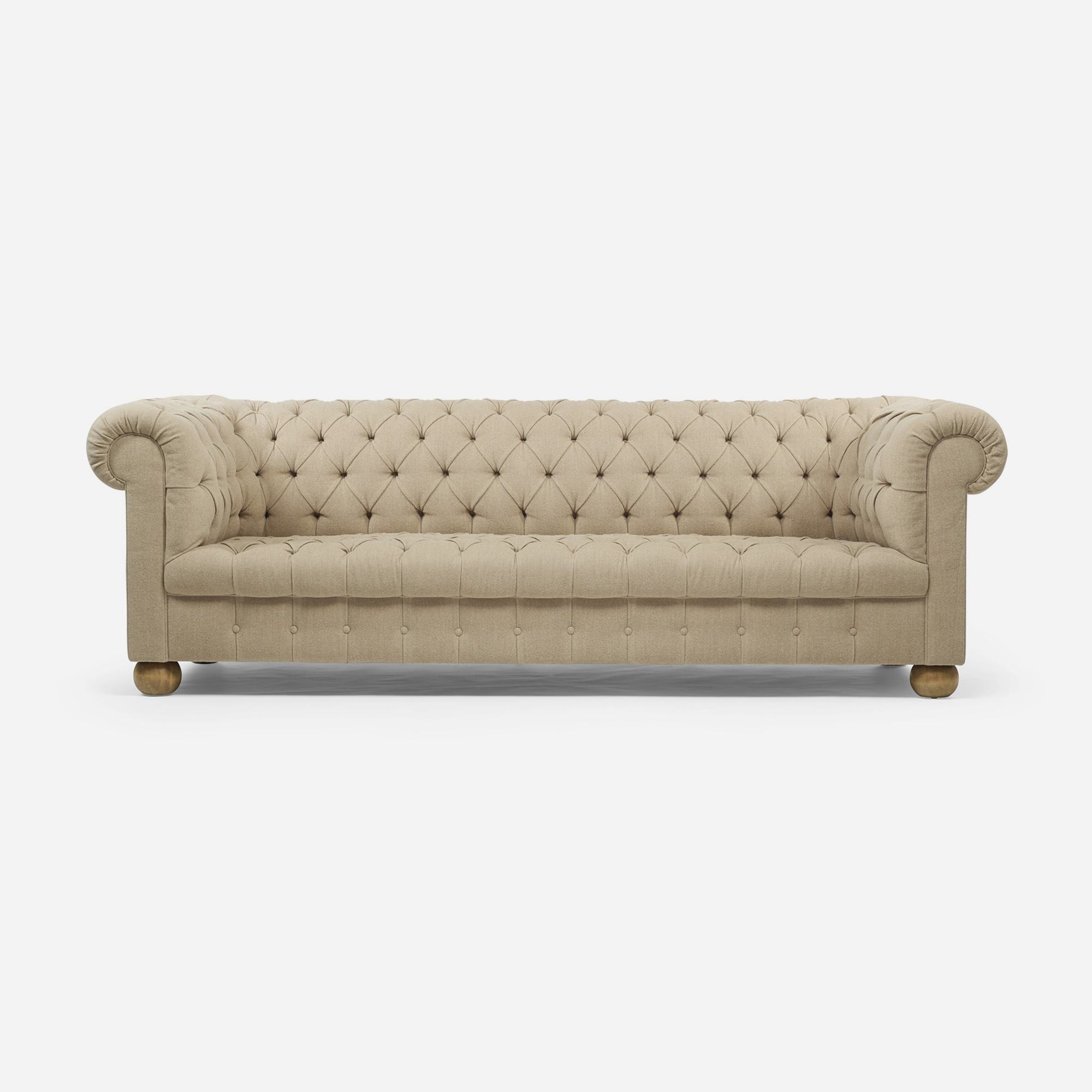 576: Modern / Chesterfield sofa (1 of 4)