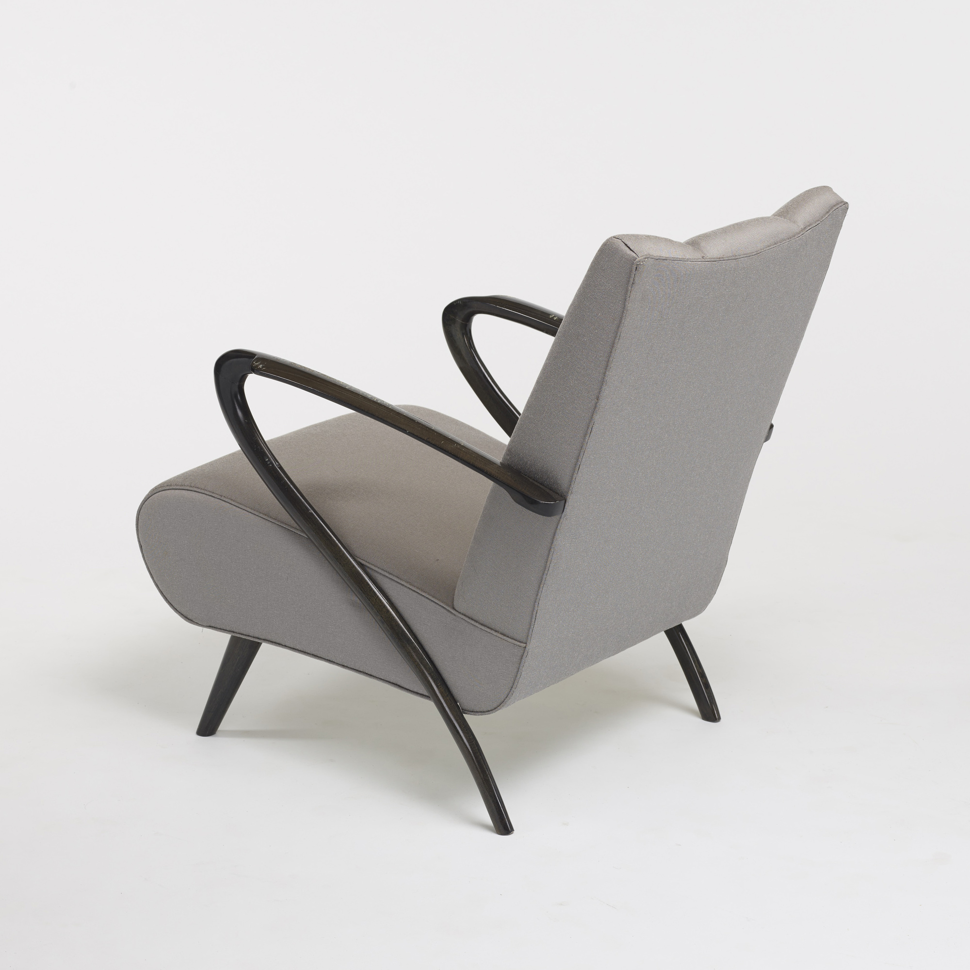 584: Modern / lounge chairs, pair (3 of 4)