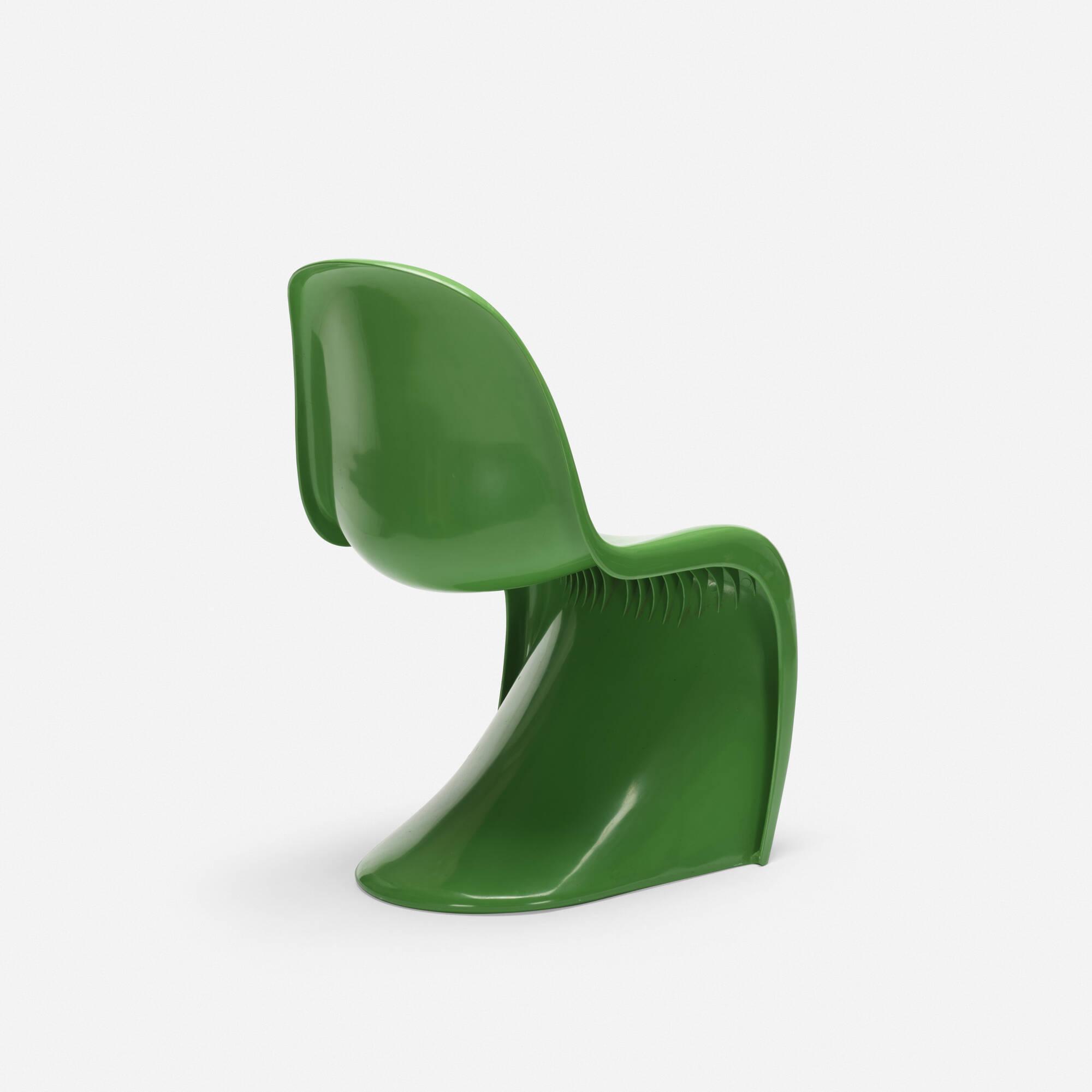 ... 596: Verner Panton / Panton Chair (2 Of 4)
