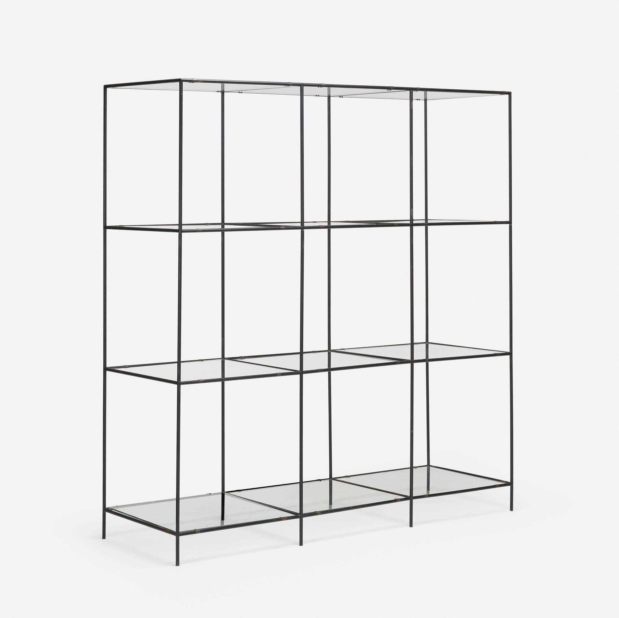 606: Modern / shelving unit (1 of 2)