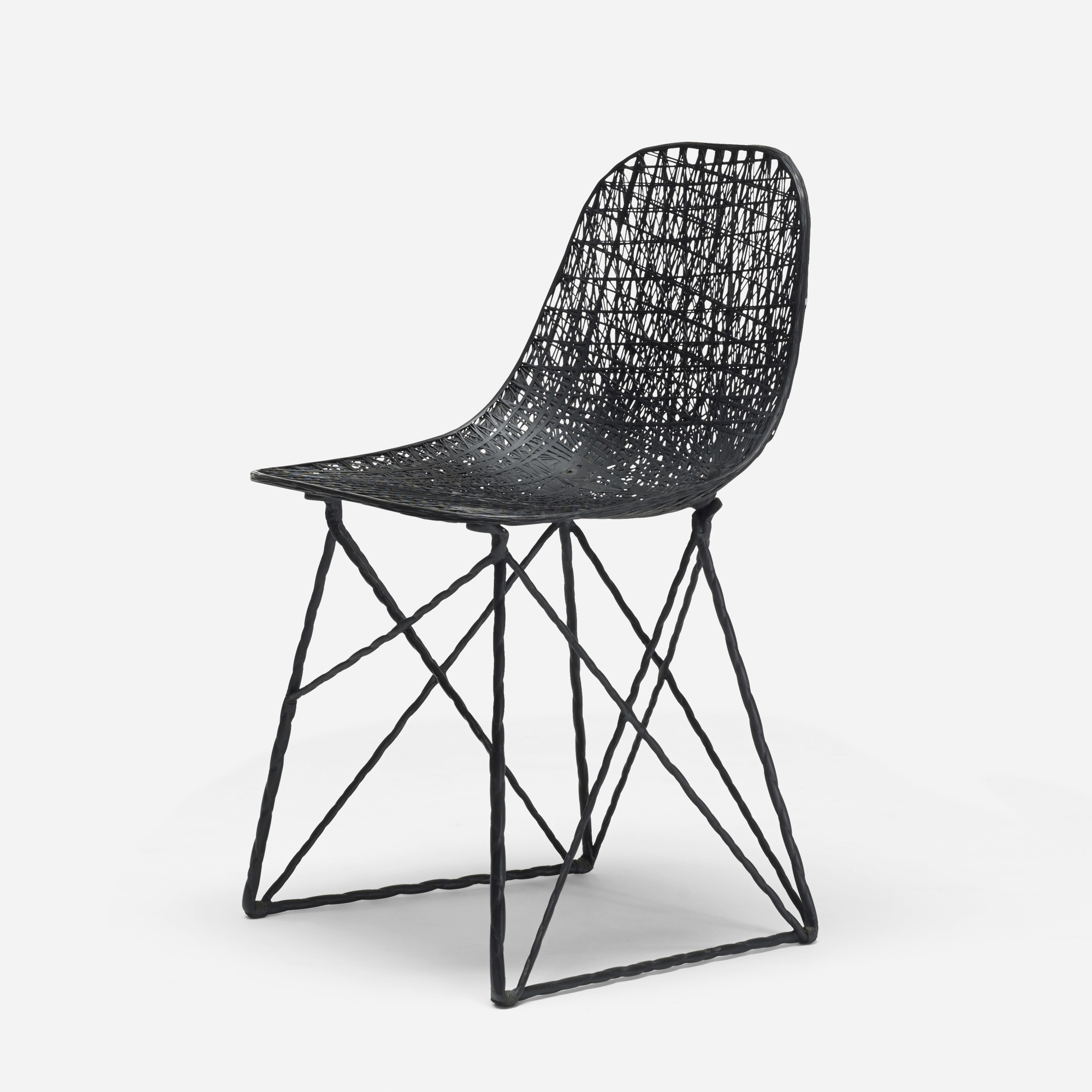 607: Bertjan Pot And Marcel Wanders / Carbon Fiber Chair (1 Of 6) ...
