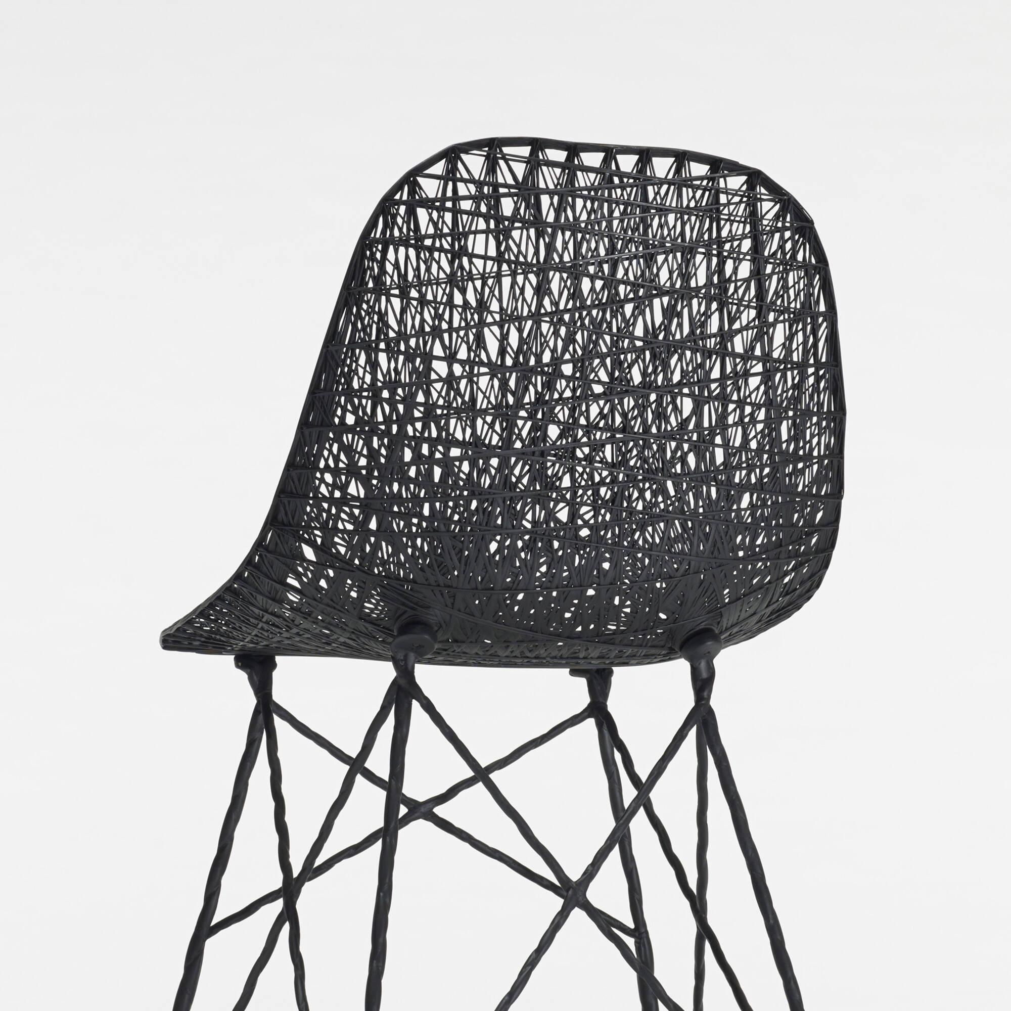 Carbon Fiber Chair 607 Bertjan Pot And Marcel Wanders Carbon Fiber Chair Mass