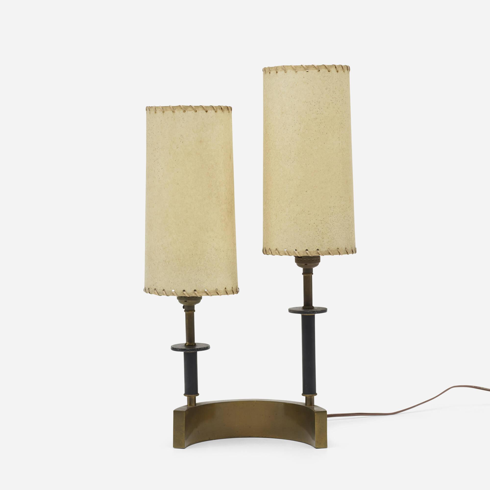 610: Modernist / table lamp (1 of 1)