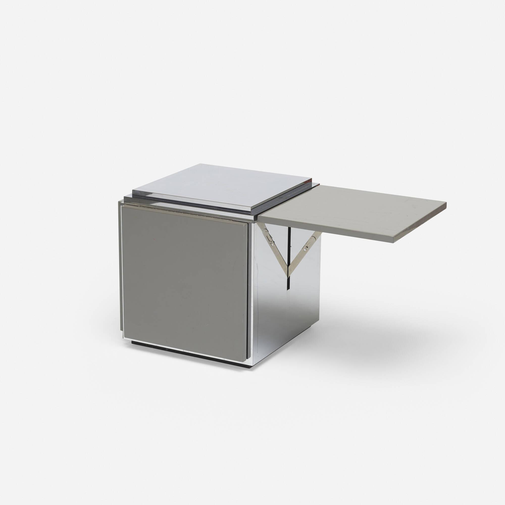 611: Modernist / drop-leaf table (2 of 3)