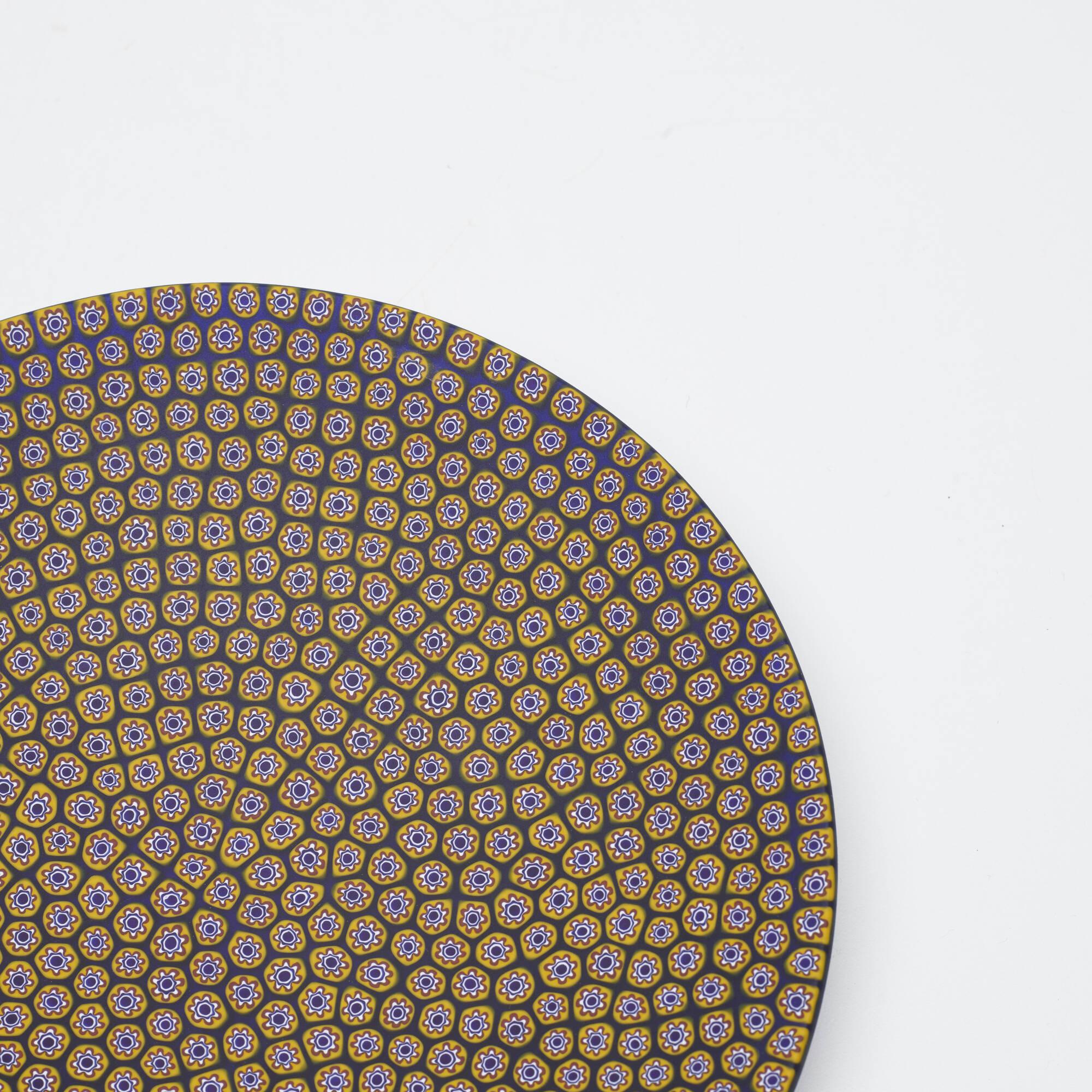 613: Carlo Moretti / plate (2 of 2)