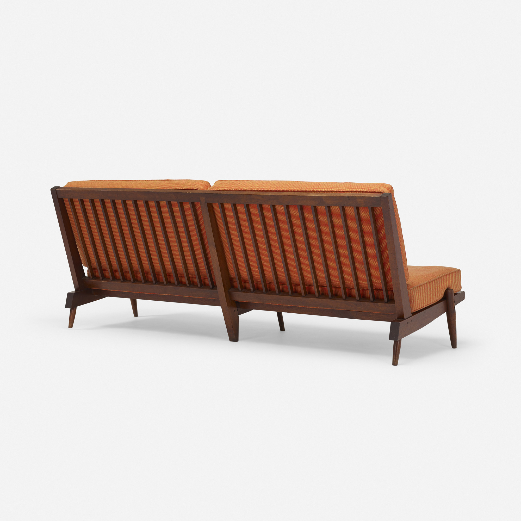 627: In the manner of George Nakashima / sofa (1 of 3)