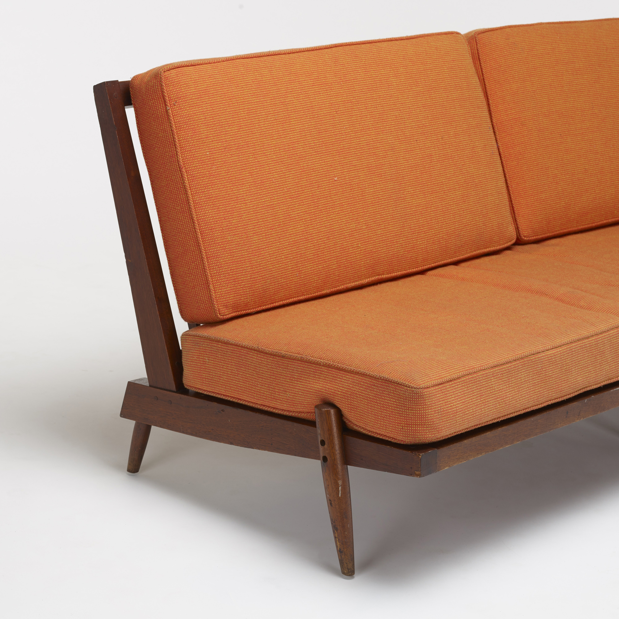 627: In the manner of George Nakashima / sofa (3 of 3)