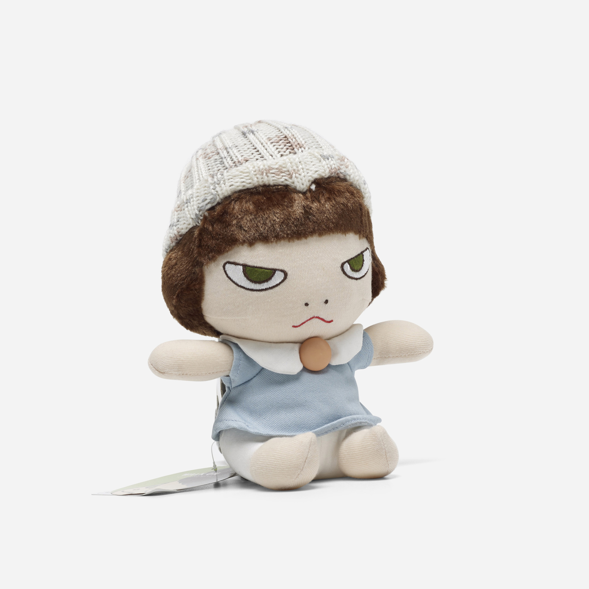 628: Yoshitomo Nara / Walk On doll (1 of 3)