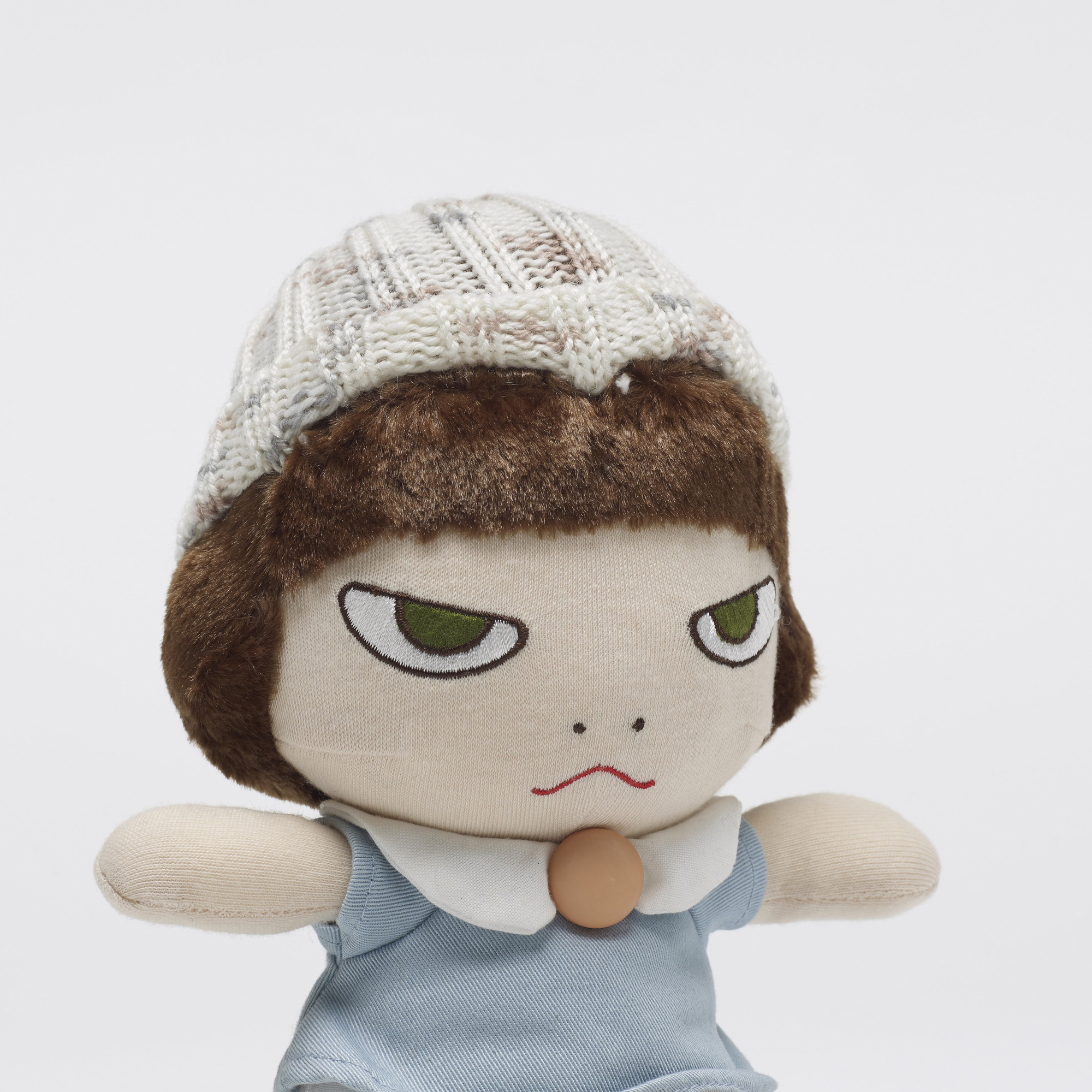 628: Yoshitomo Nara / Walk On doll (2 of 3)