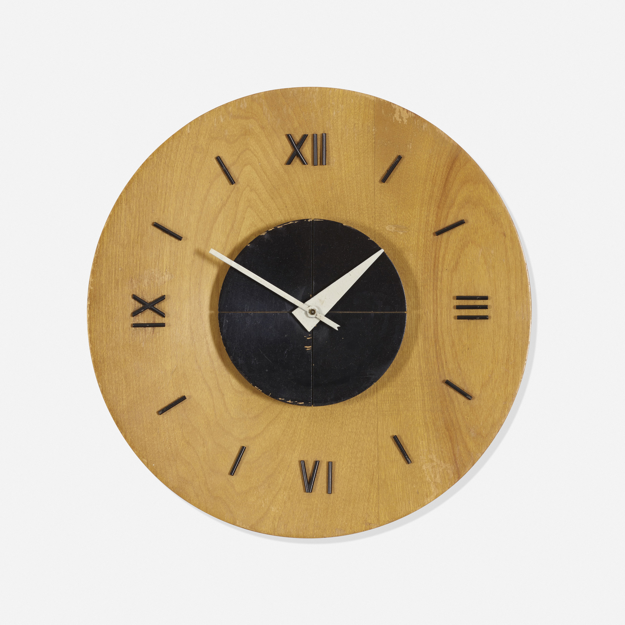 633: George Nelson & Associates / wall clock, model 4758 (1 of 1)