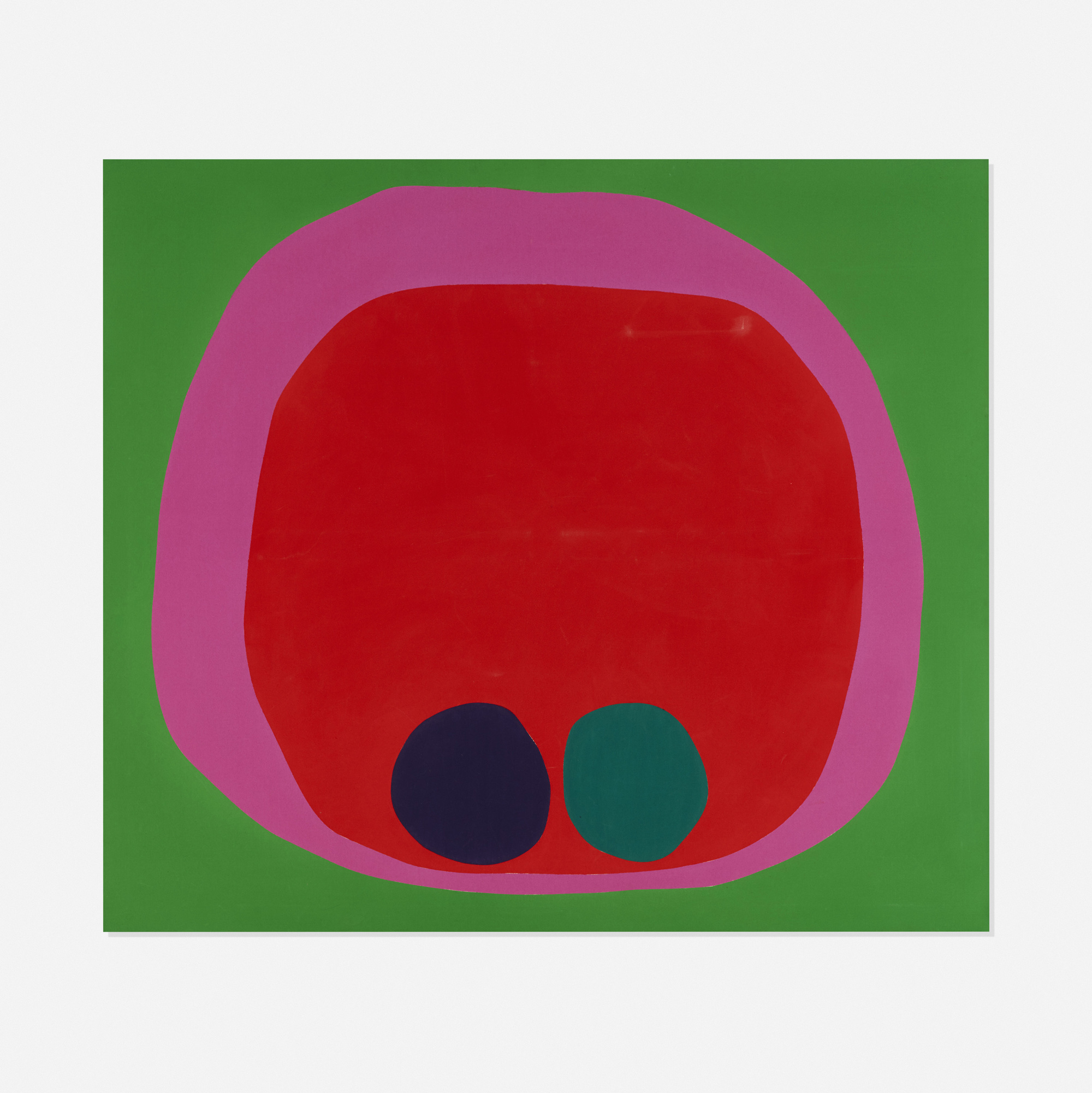 642: In the Manner of Jules Olitski / Untitled (1 of 1)